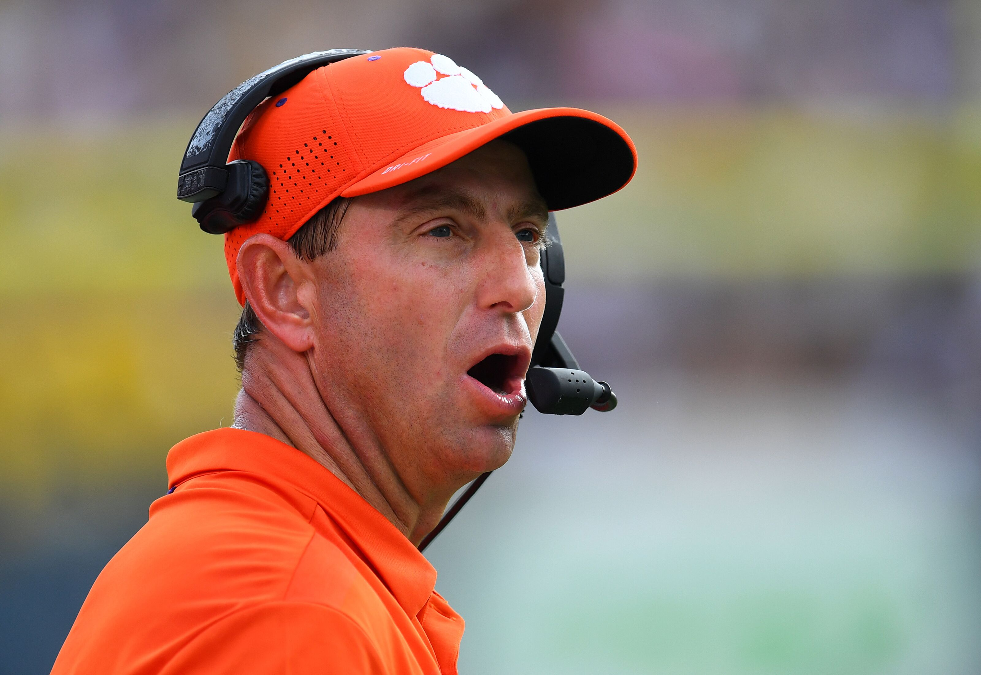 Clemson Football: Could the Tigers' remaining home games be at noon?