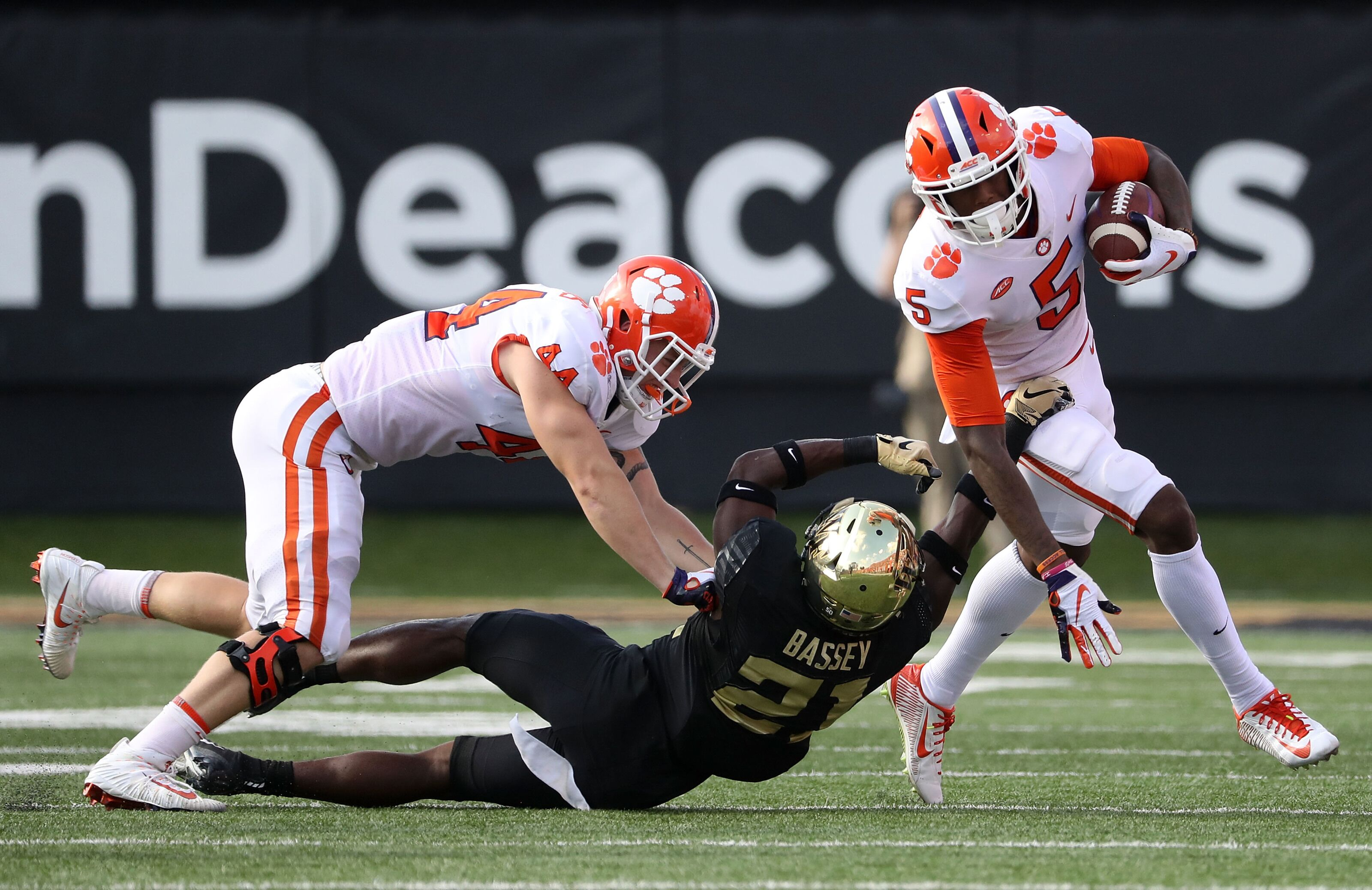 Clemson vs. NC State: Game Announcers, TV Info, Radio, Odds, More