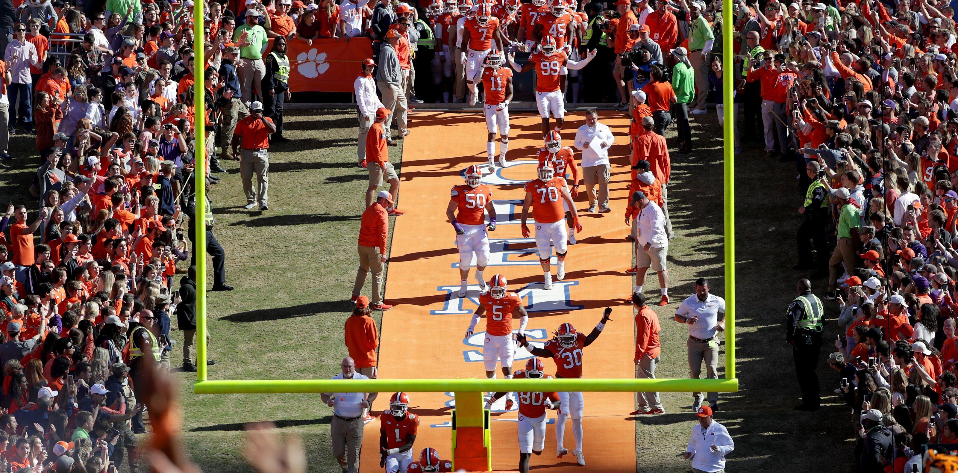 Clemson Football: Game Announcers, TV Info, Start Time vs. Duke