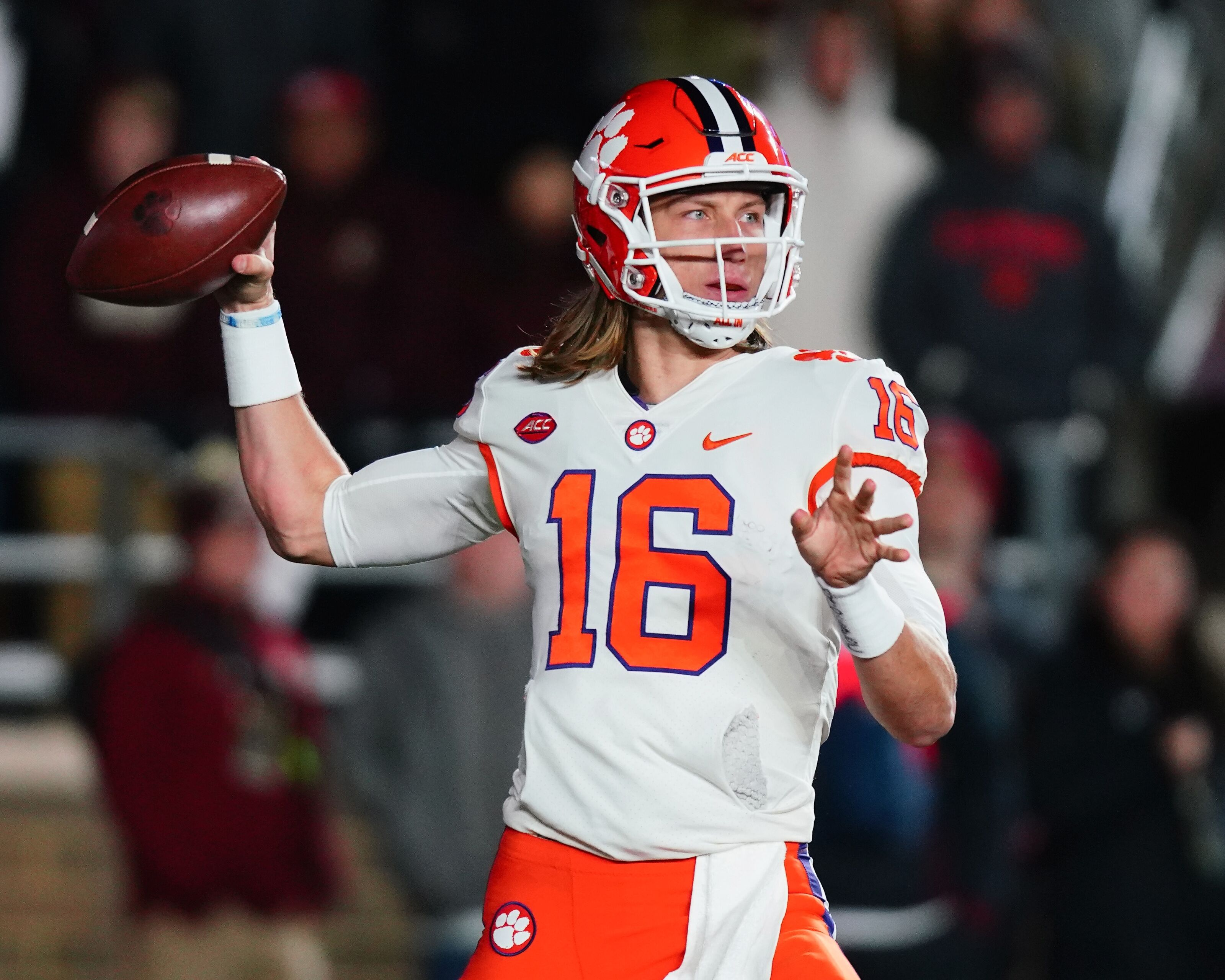 half off ad51d 00215 Clemson Football: Grading Trevor Lawrence in his first six ...