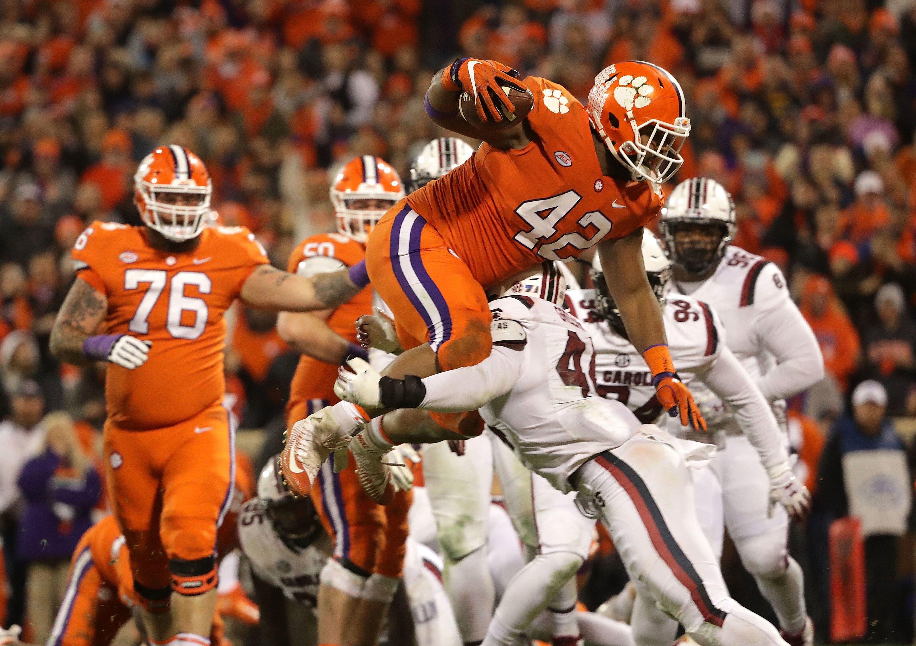 Clemson Football: 5 Things we learned in the regular ...