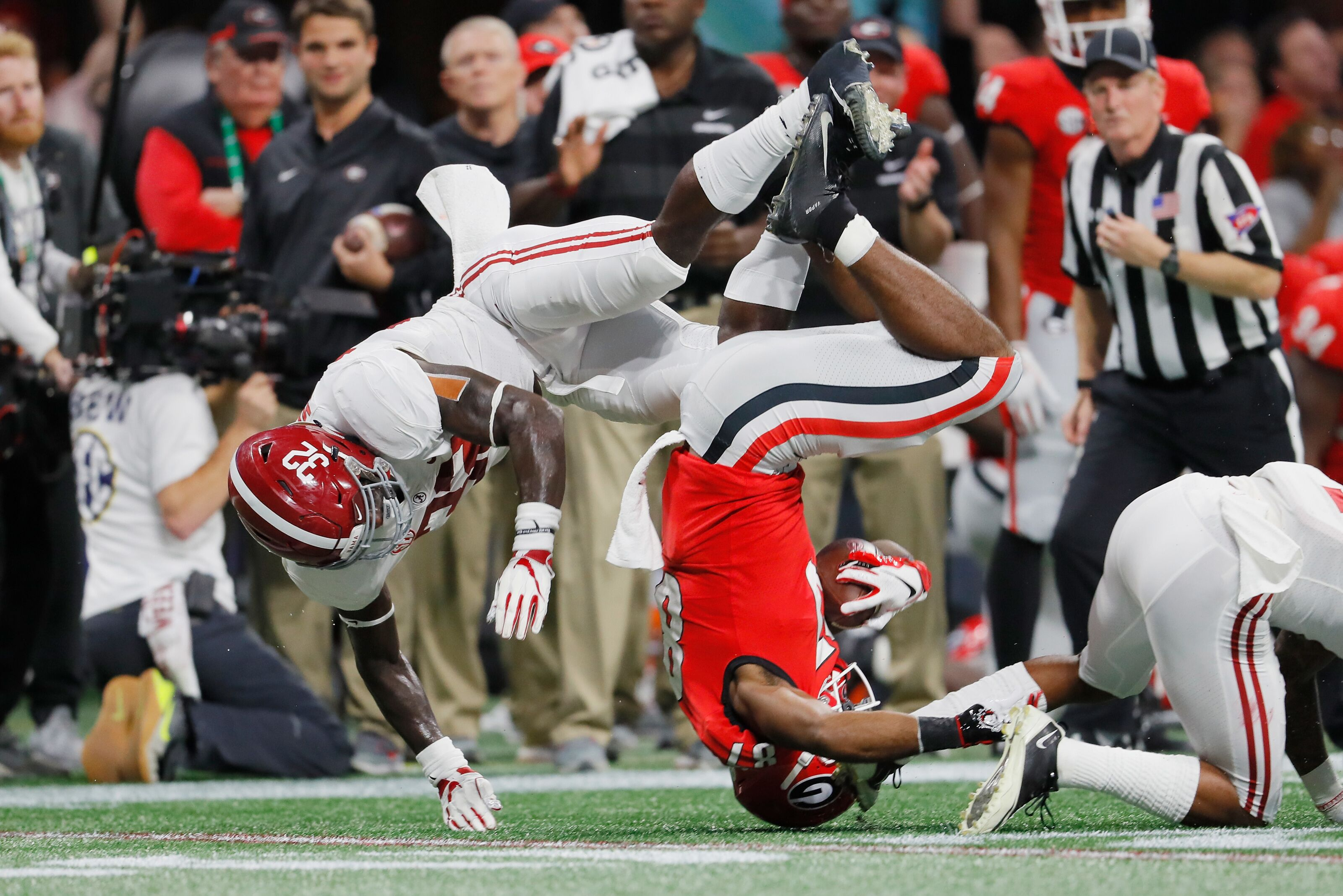 Clemson Football: A Theory for why UGA was the toughest game for Bama
