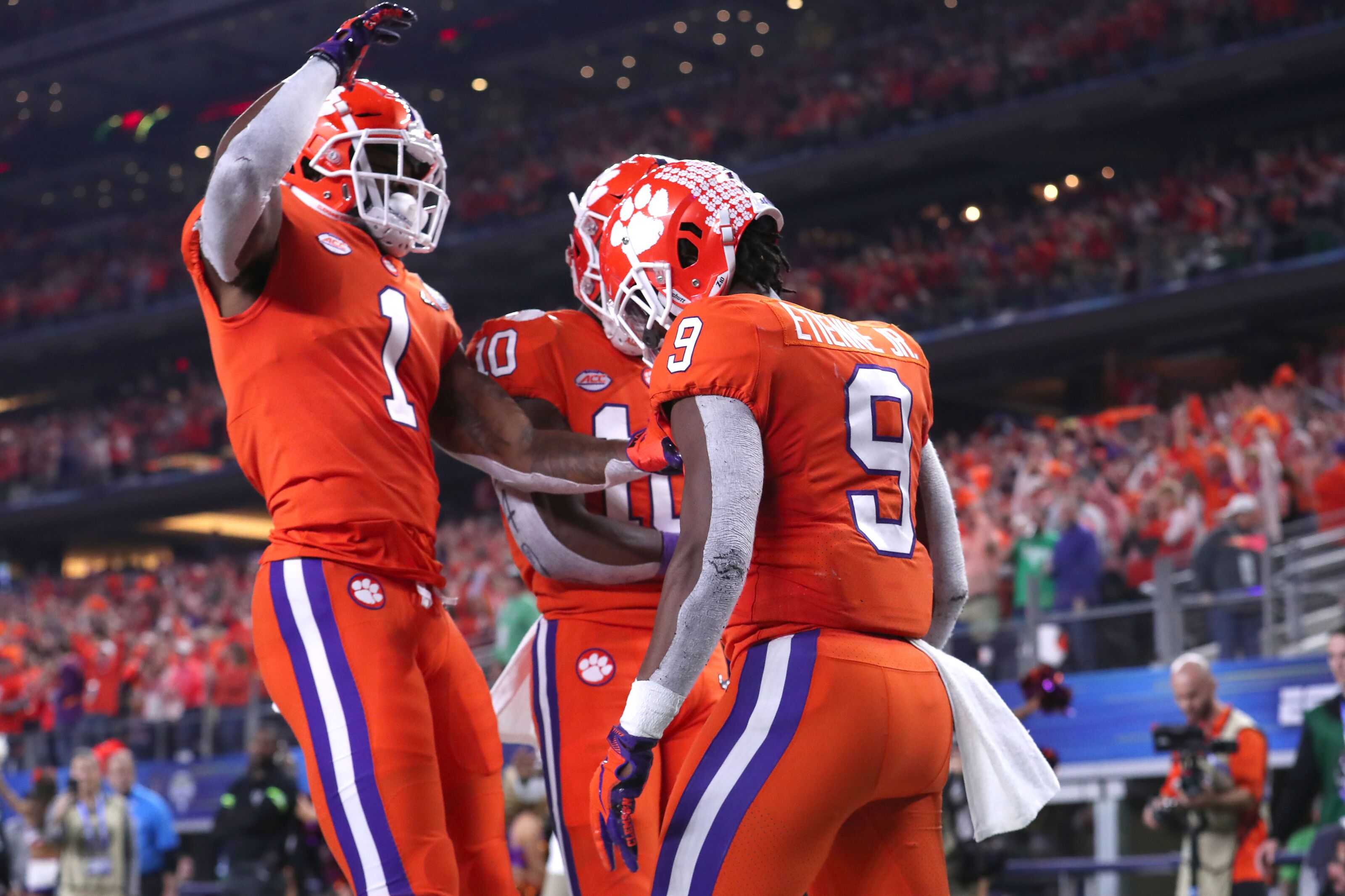 Clemson Football: RB room is dangerously explosive heading into spring