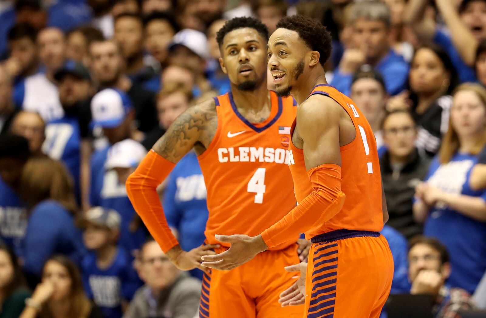 Clemson Basketball: 5 Transfers the Tigers should target