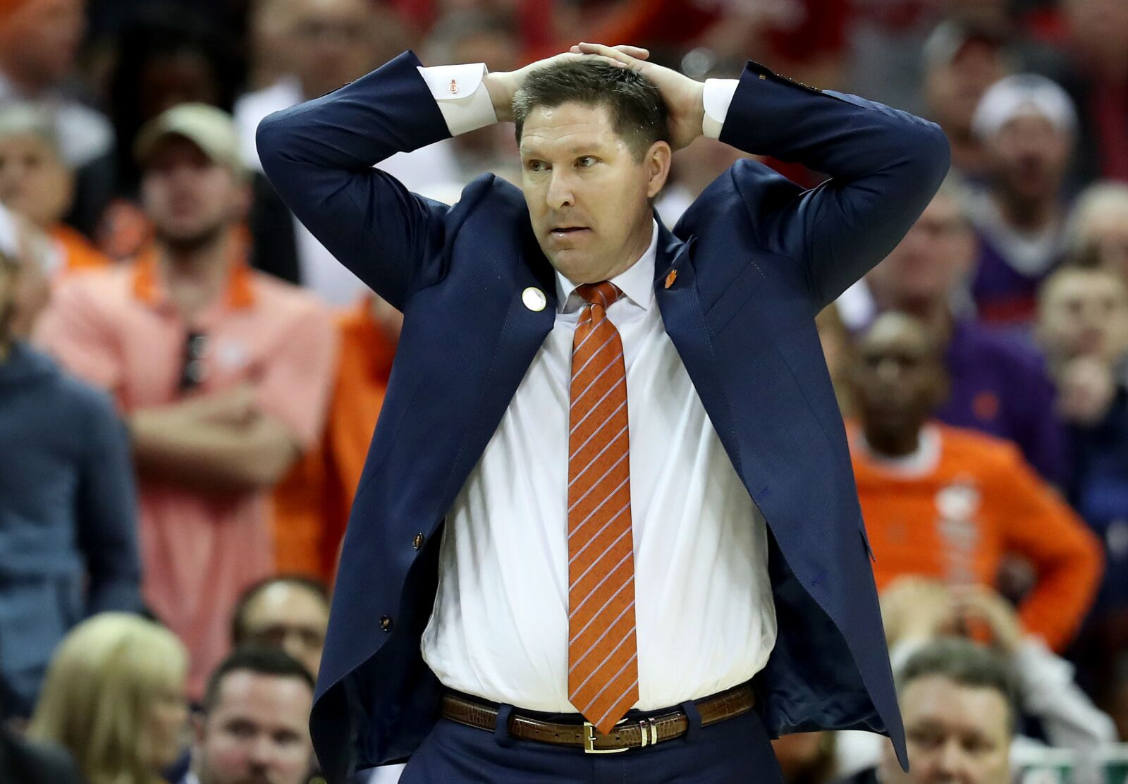 Clemson basketball deserves better