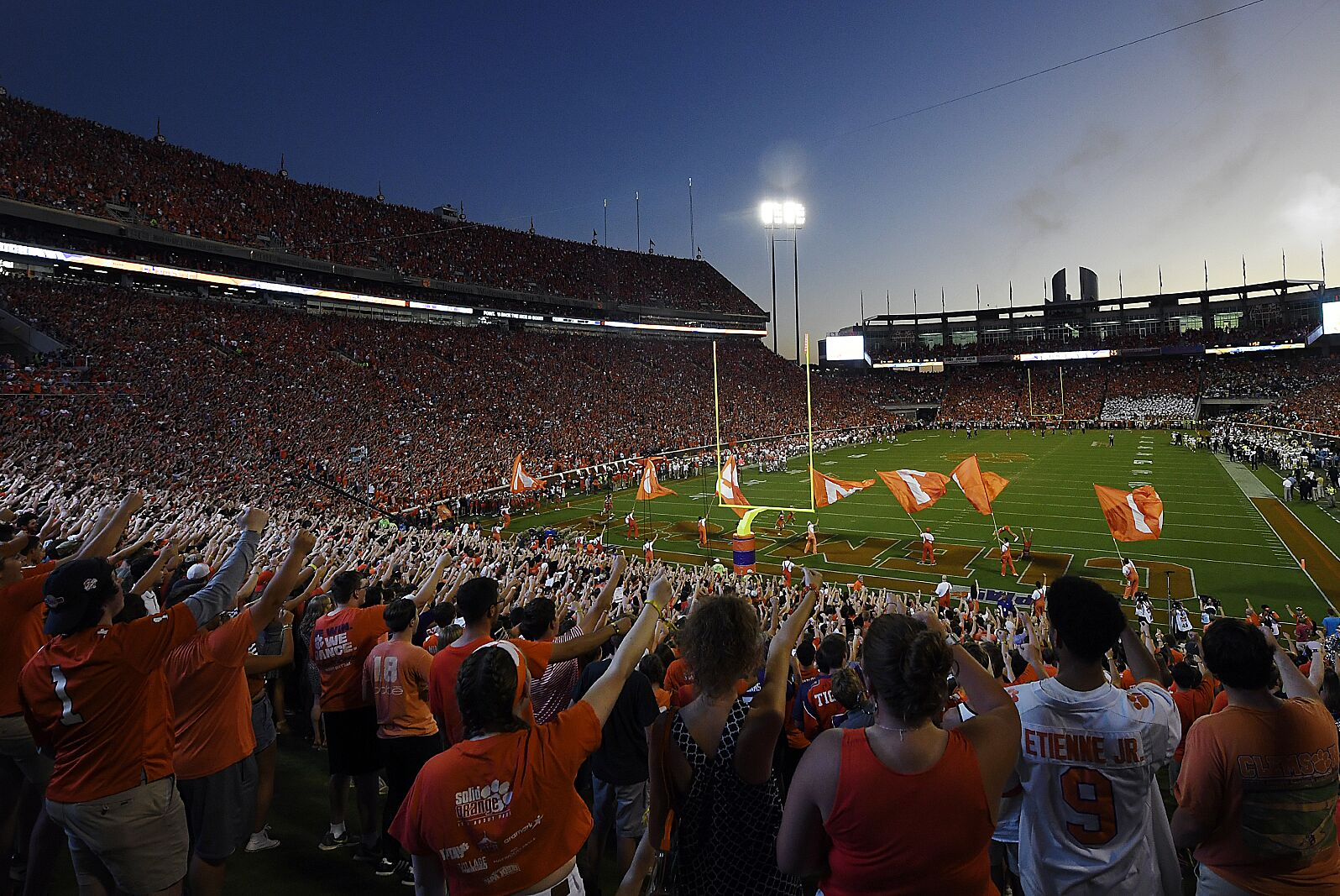 Clemson Football: 5 storylines to watch vs  Texas A&M 2019