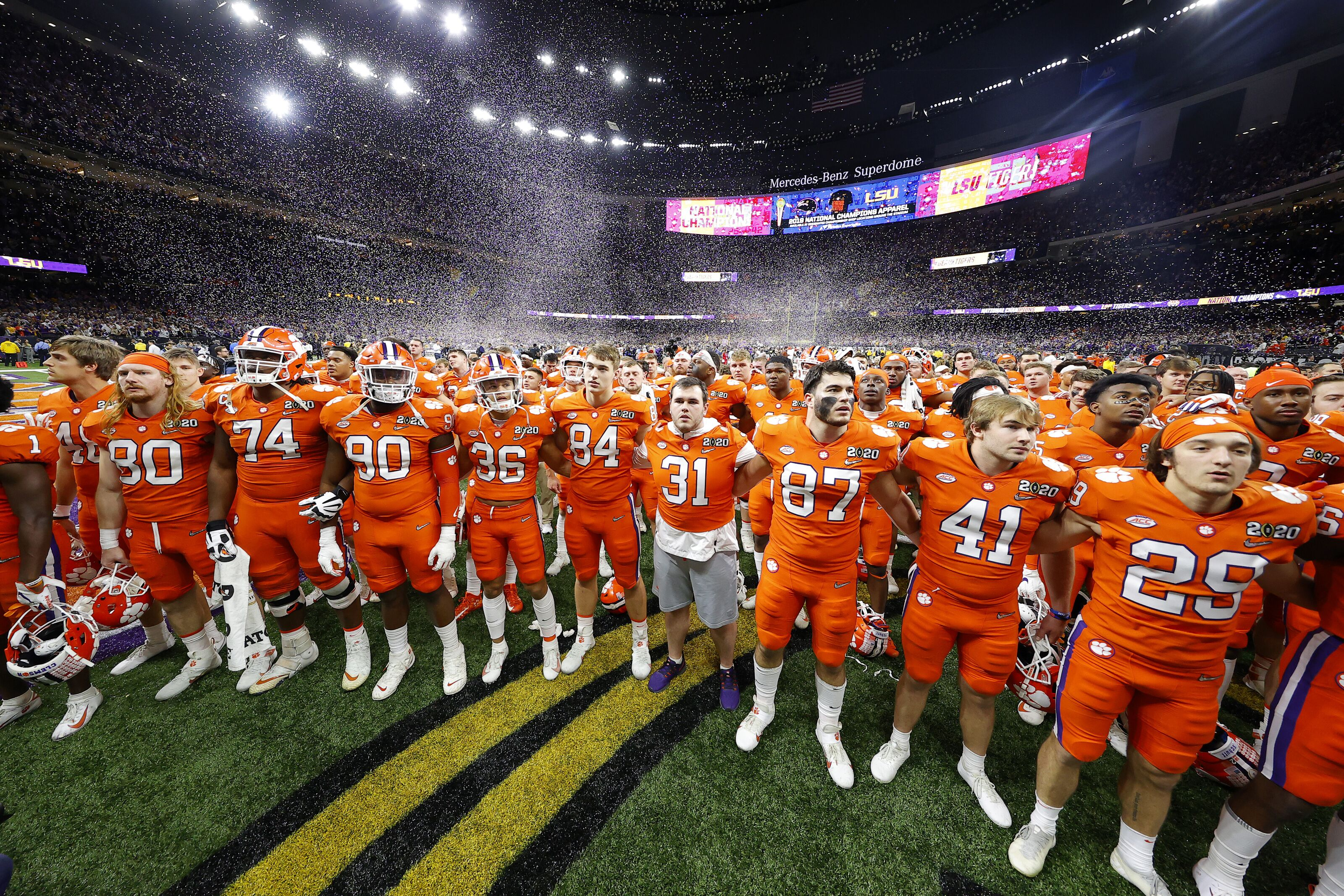 Culture sets Clemson football apart from everyone else