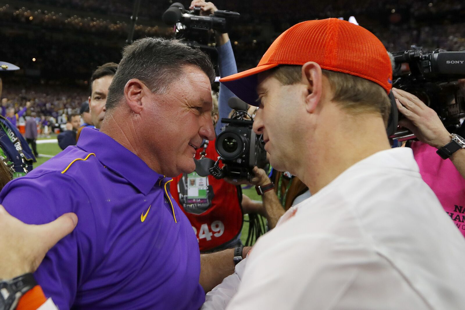 Clemson Football: Tigers will be on 'Revenge Tour' in 2020