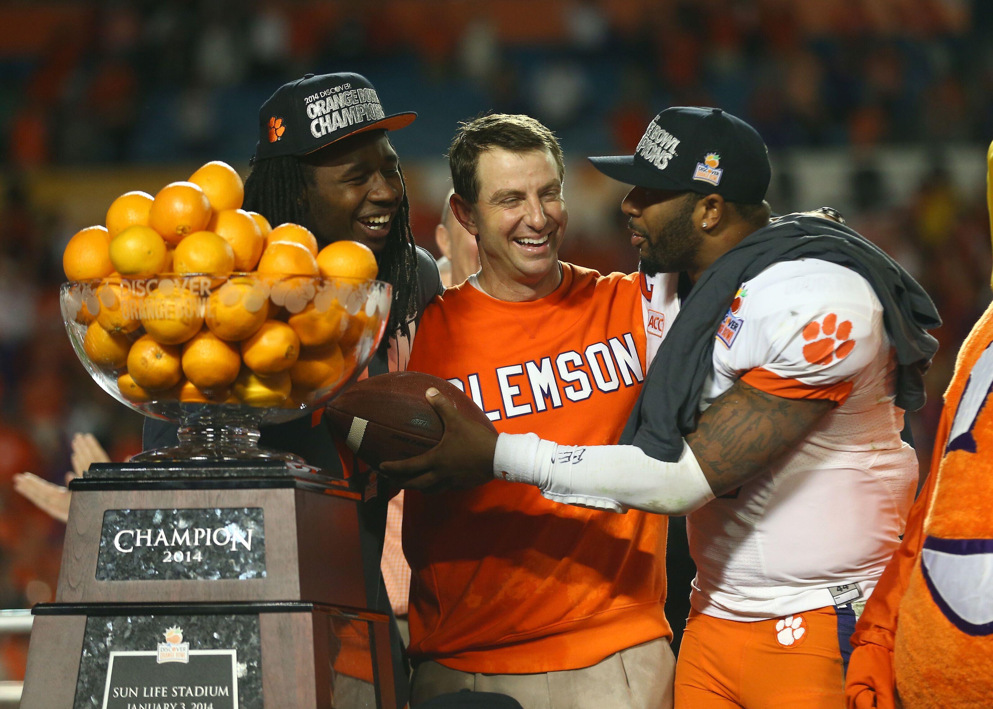 Clemson Football: Freshman WR Frank Ladson compared to Sammy Watkins