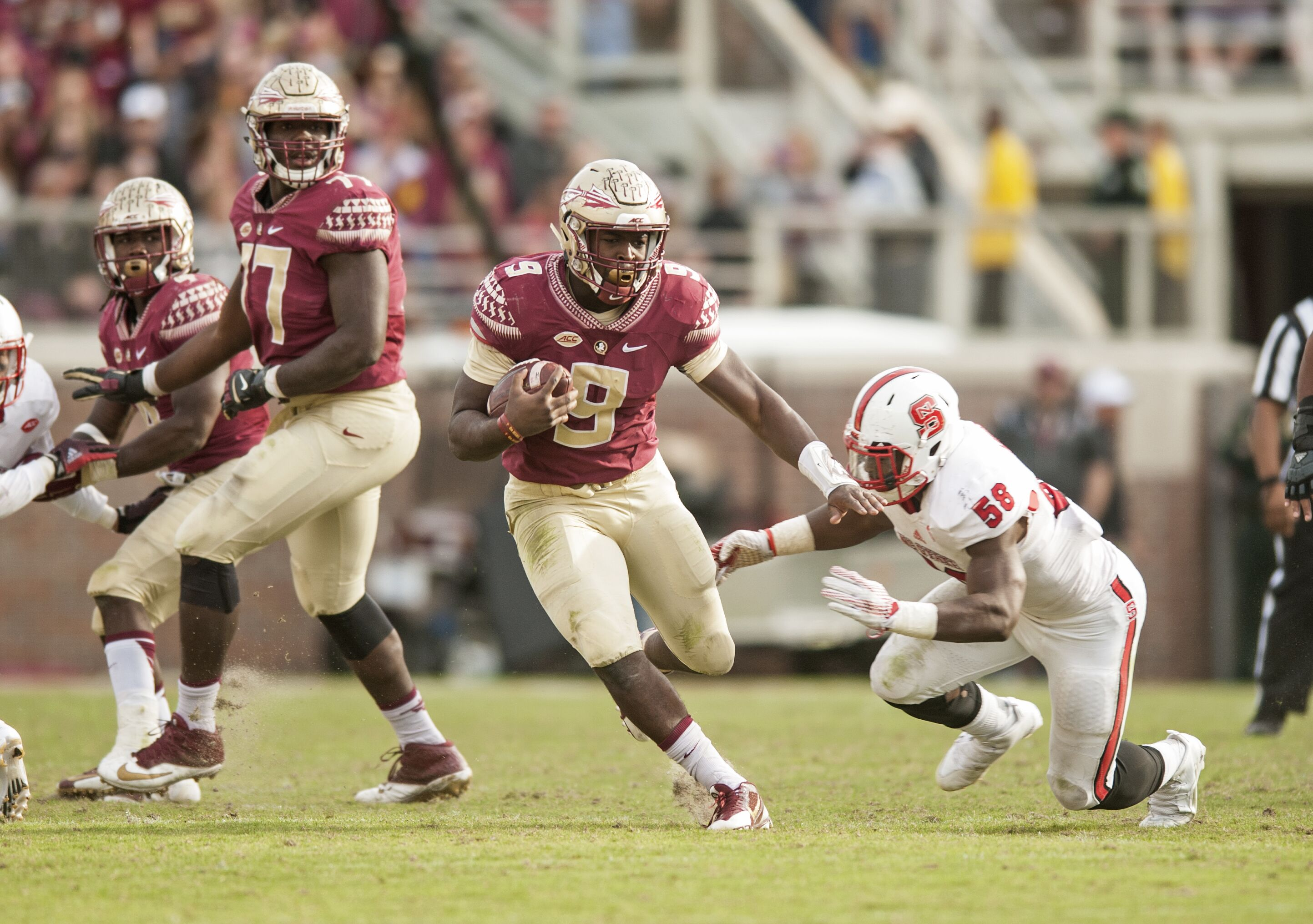 Get the latest Florida State Football news photos rankings lists and more on Bleacher Report