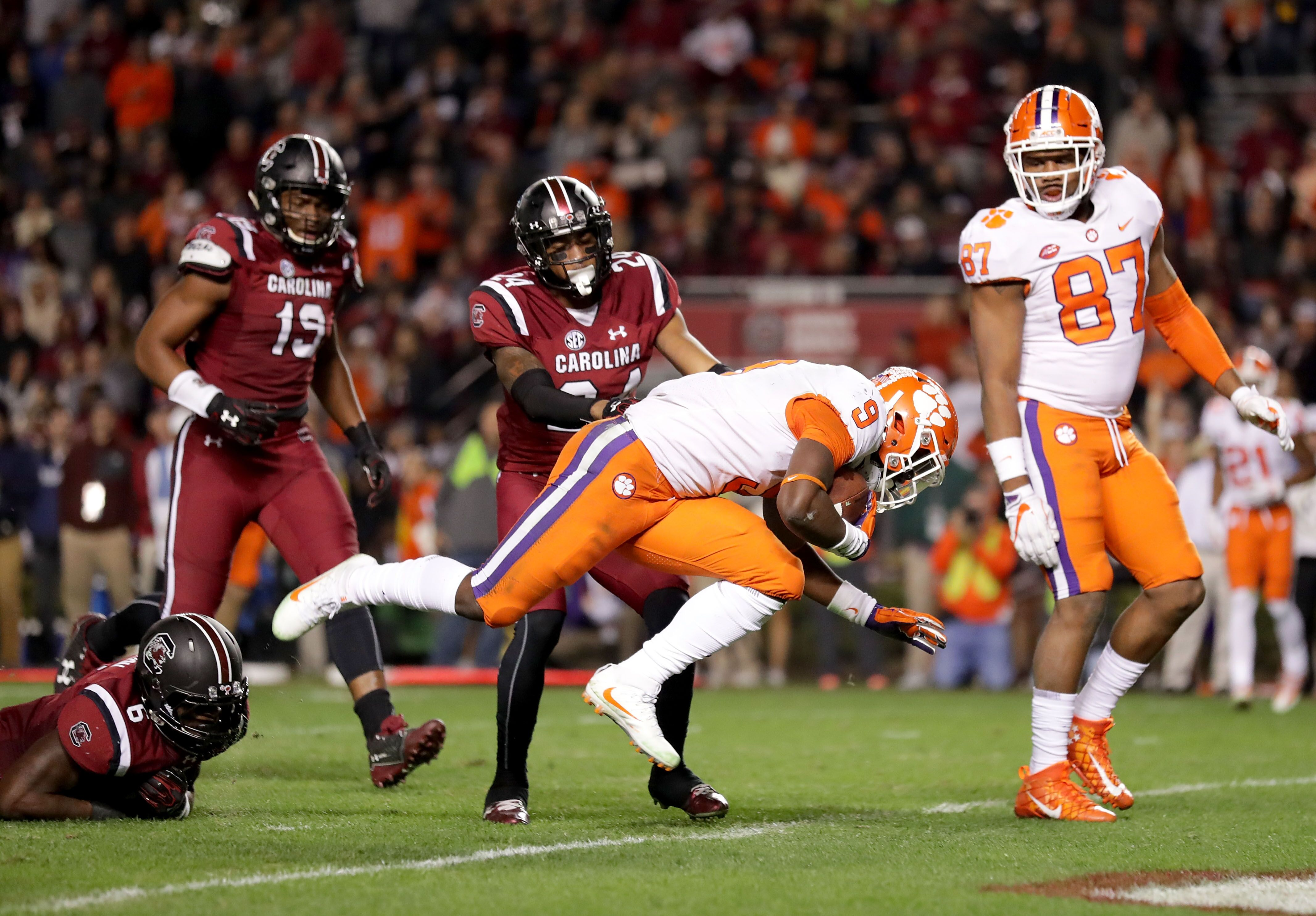 Clemson Football vs. Miami: Stats that point to a Tiger ...