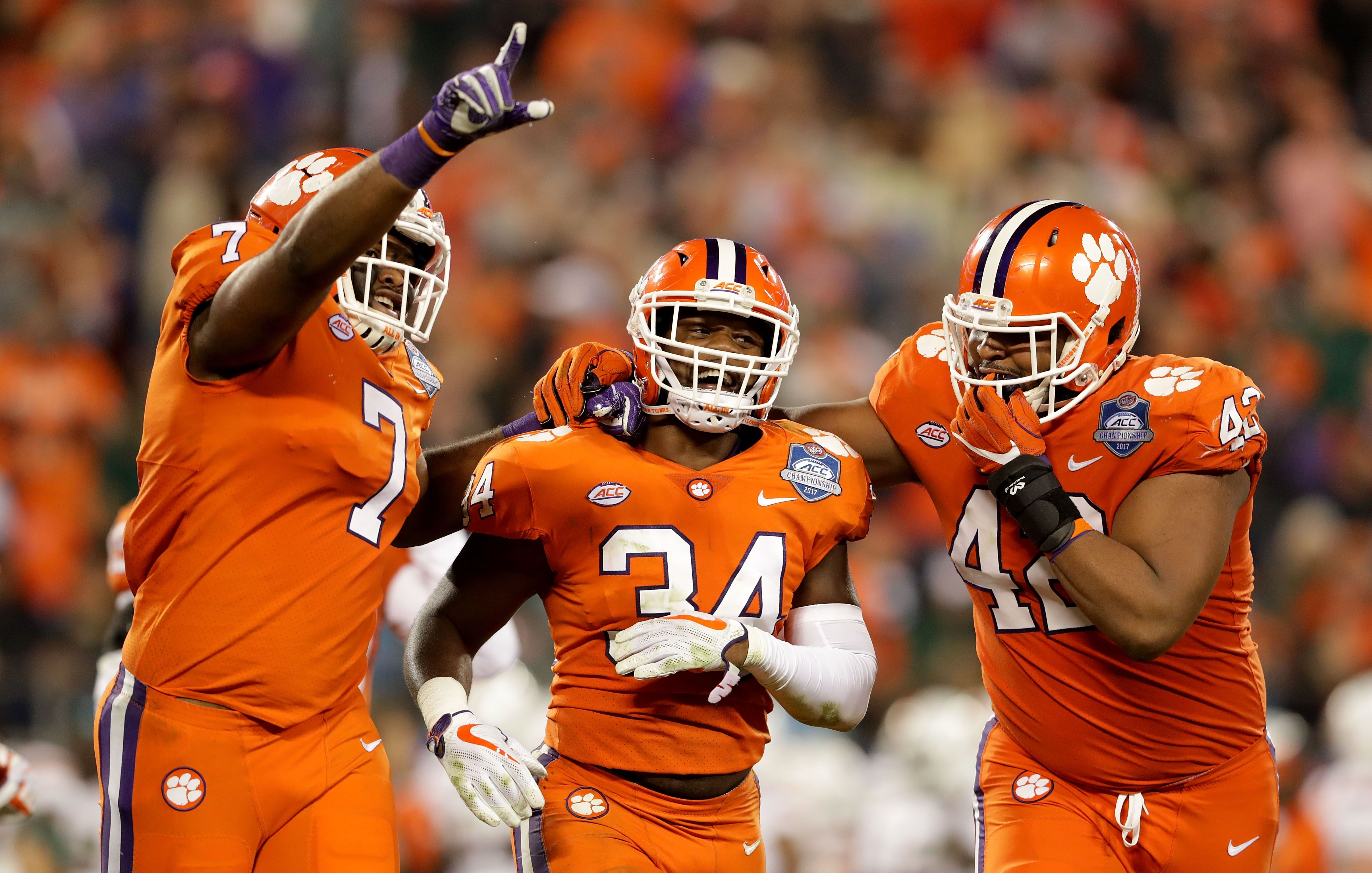 Clemson Football: Two Tigers Projected In First Round Of