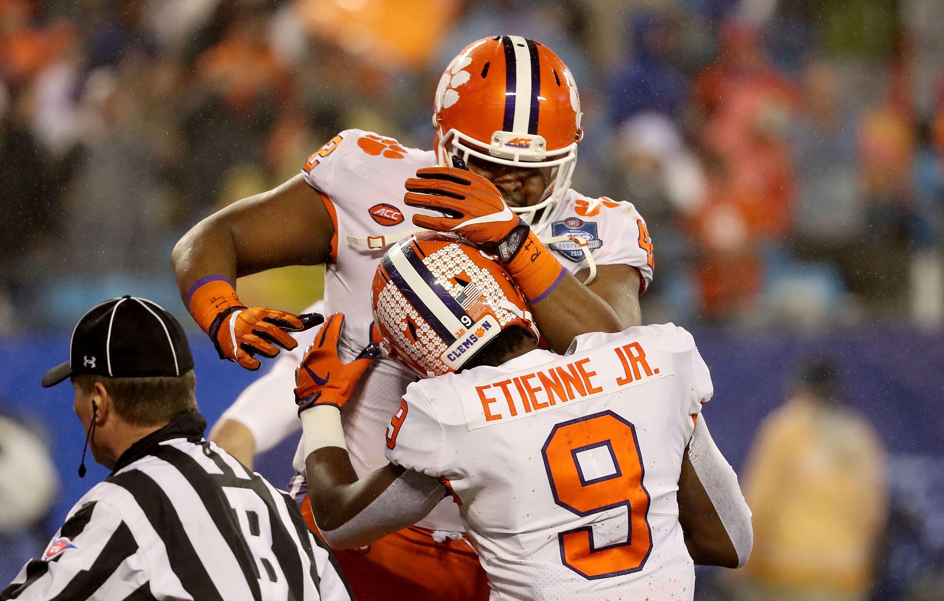 Clemson Football Travis Etienne Receives Several Heisman Votes