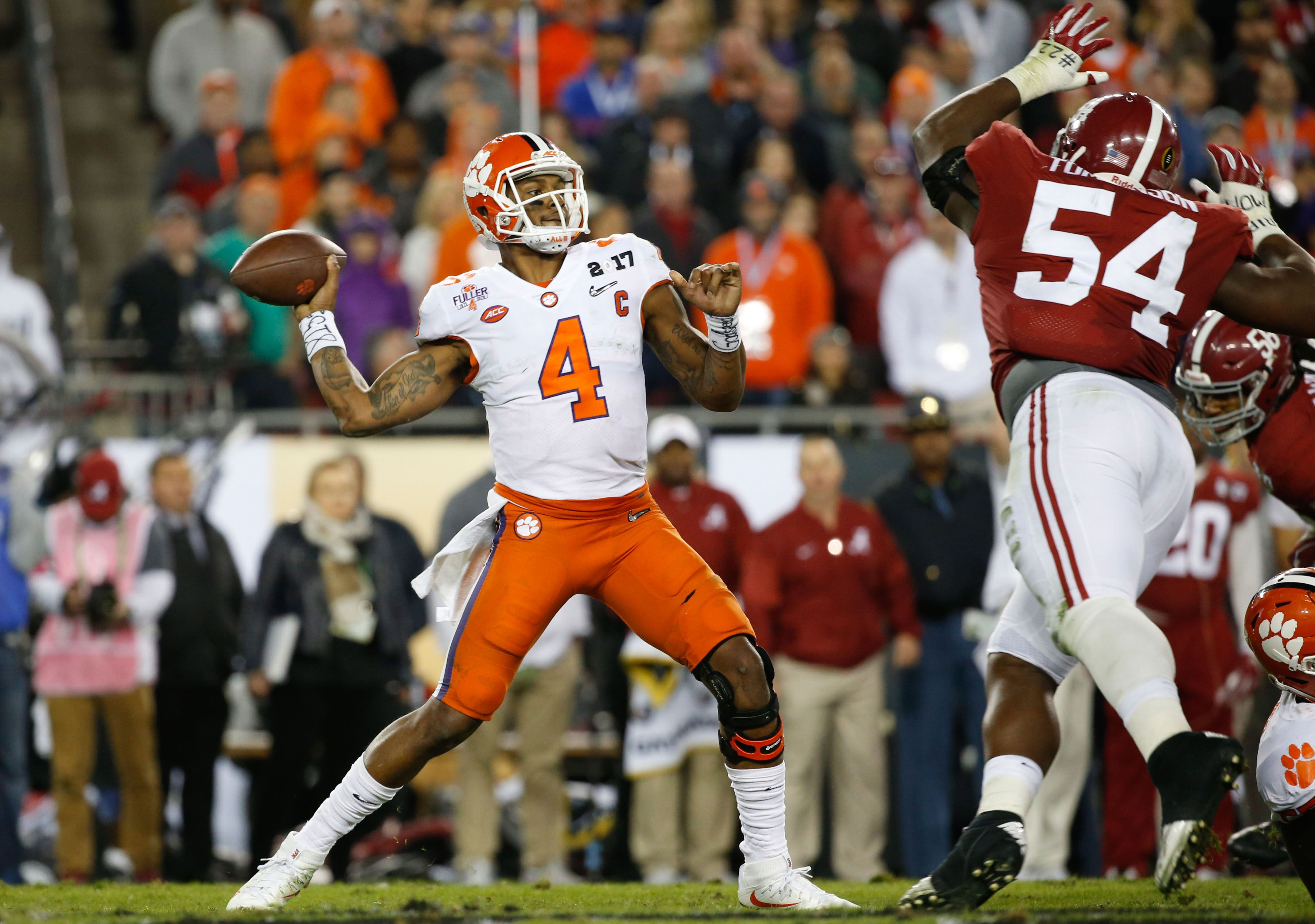 NFL Draft: Best Teams for Deshaun Watson to Land On - Page 3