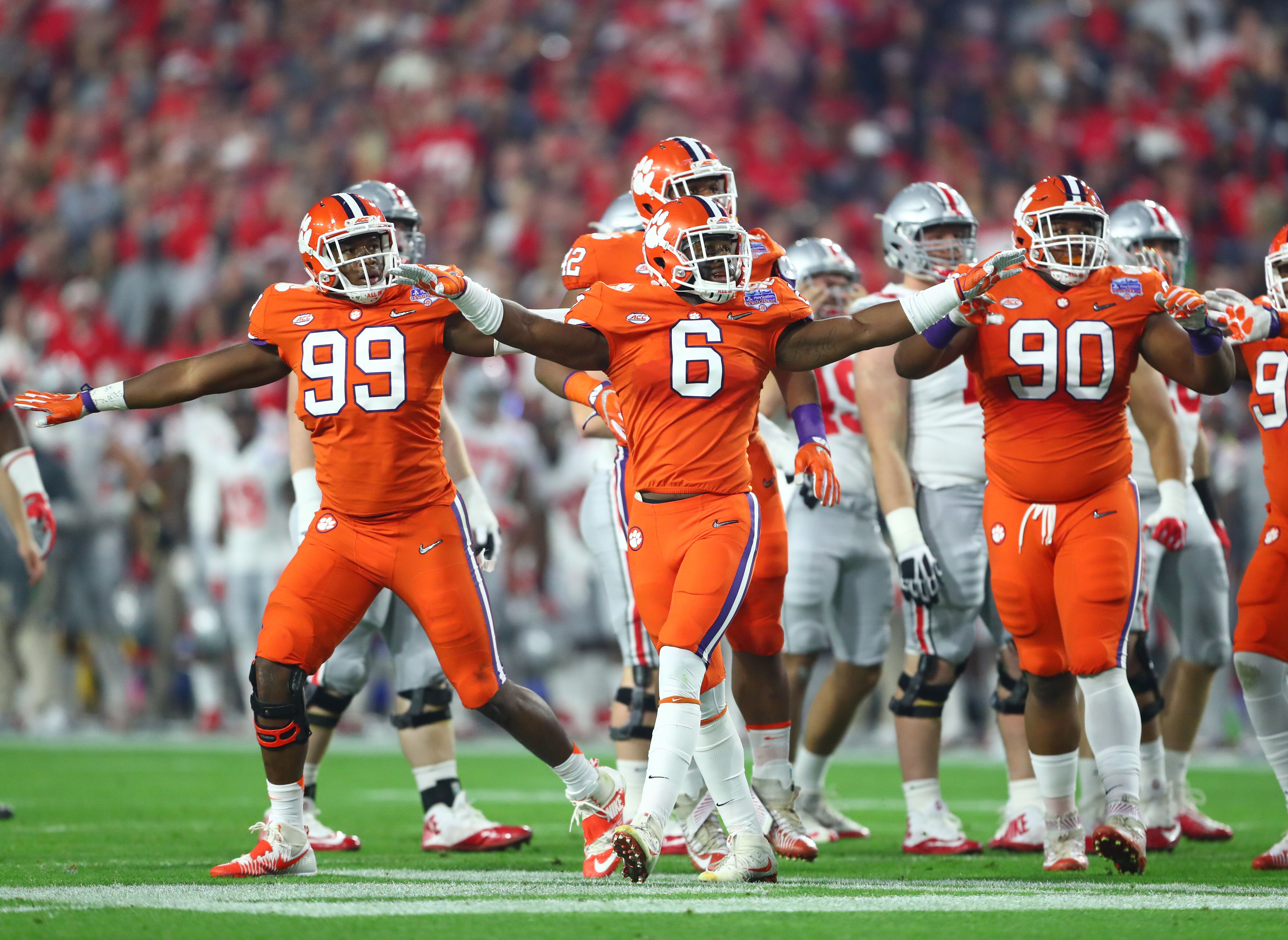 Clemson Tigers Defense Appears To Be Special Heading Into