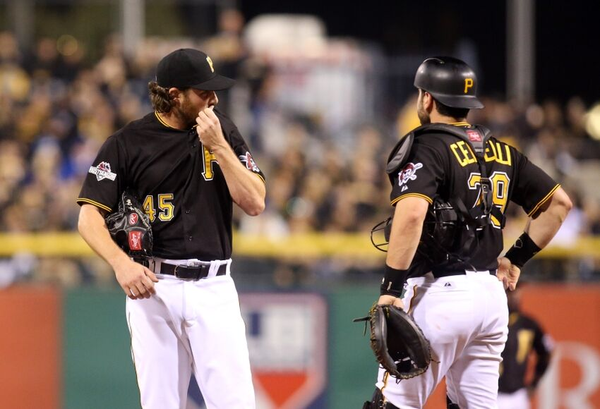 Gerrit Cole Pirates Playoffs Takeaways from ...