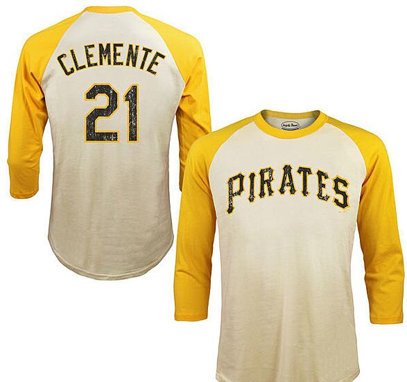 best authentic cfe2a 0d666 Pittsburgh Pirates Gift Guide: 10 must-have Roberto Clemente ...