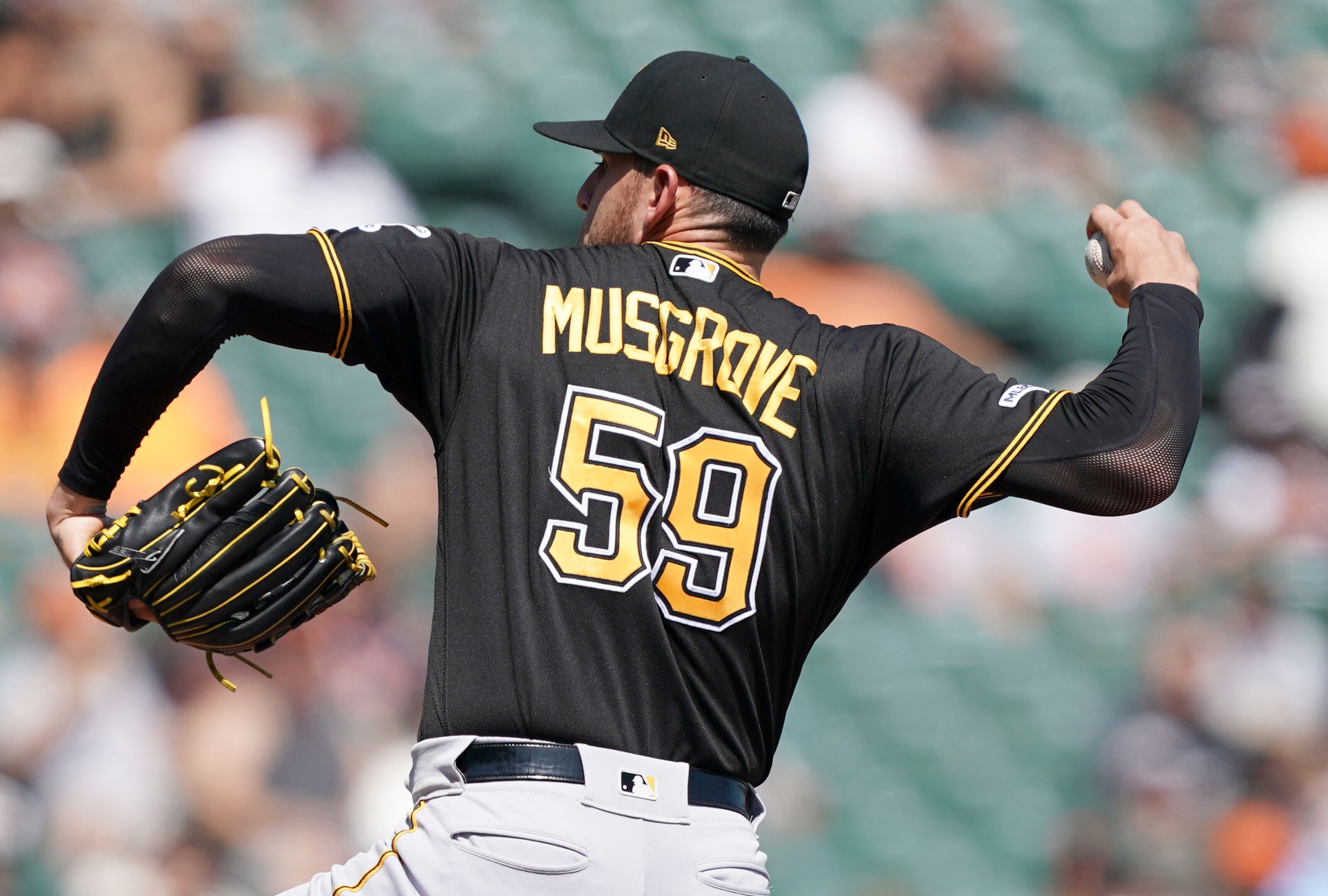 What Should The Pittsburgh Pirates Do With Joe Musgrove?