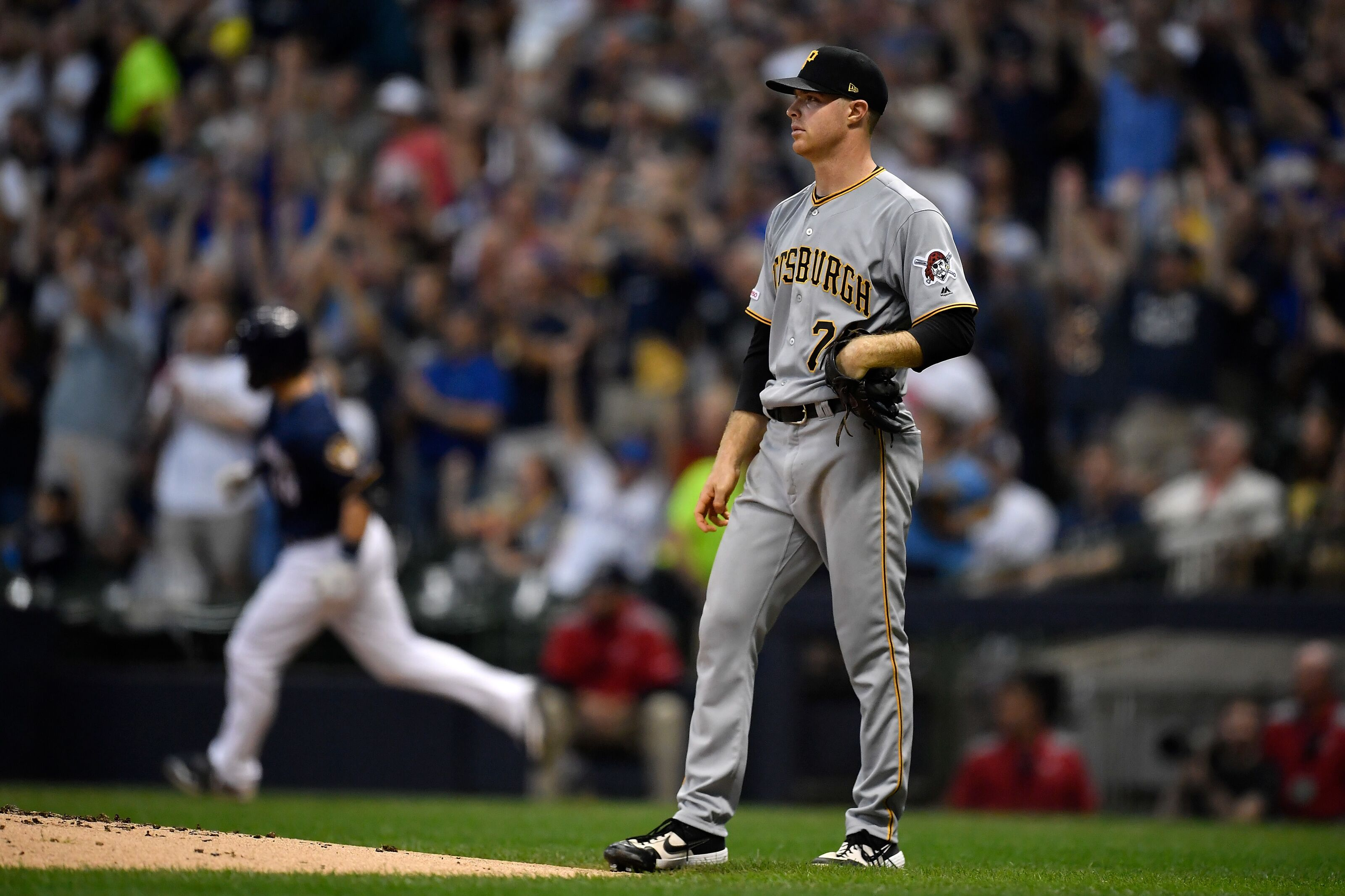 Pittsburgh Pirates Woes Continue In Latest Blowout Loss