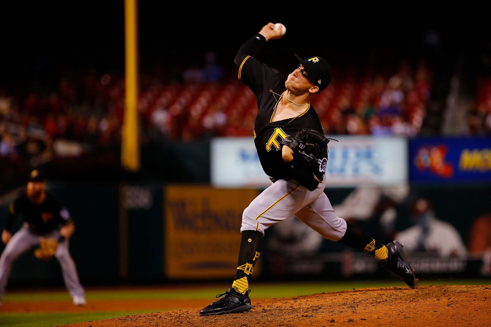 Could Nick Burdi Be A Factor In The 2019 Pirate Bullpen?