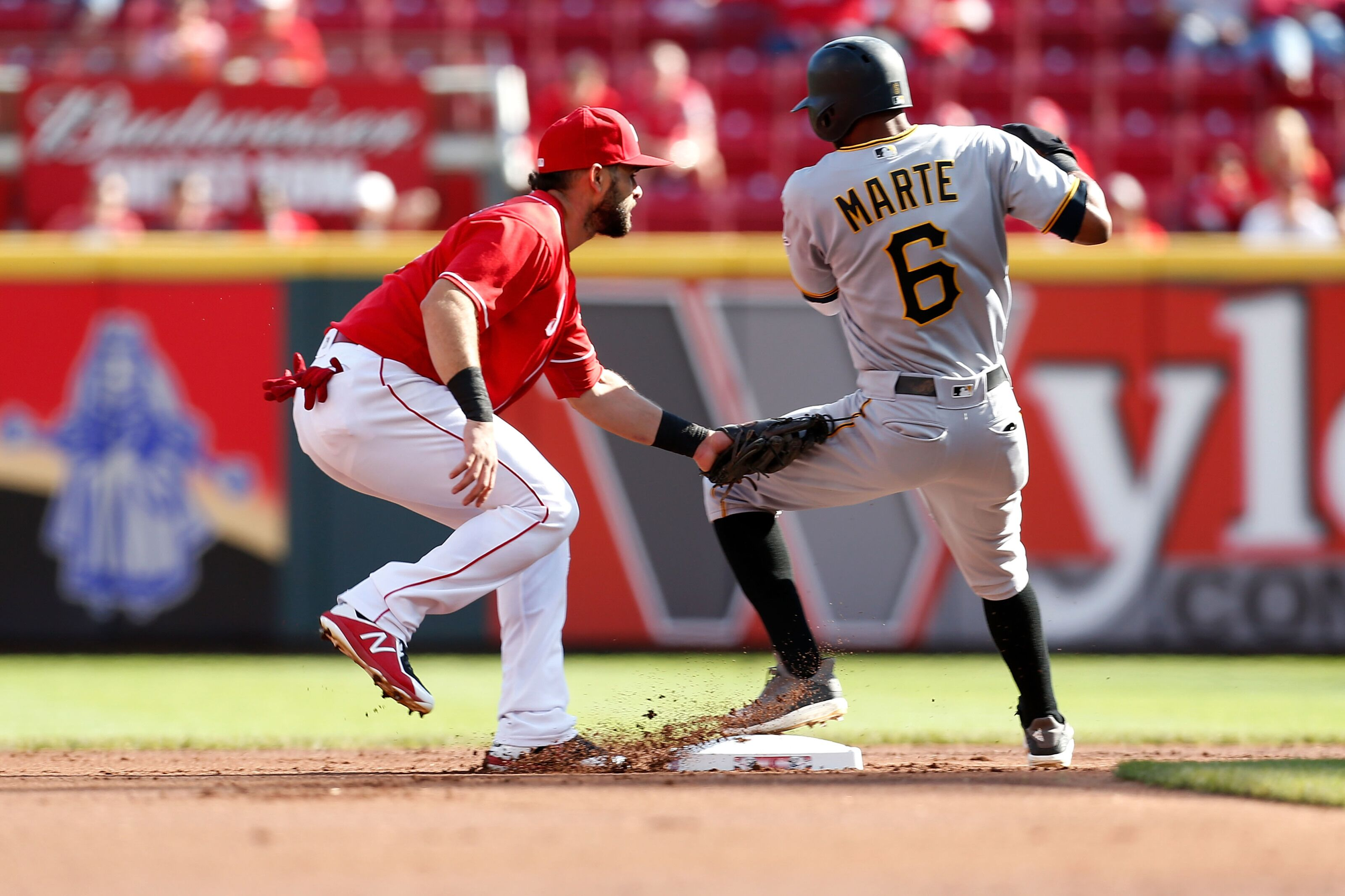 Pittsburgh Pirates Rumors: Could Starling Marte go to Atlanta?