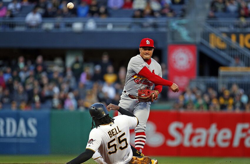 Pittsburgh Pirates Blow Another Late Lead In Loss Against The Cardinals