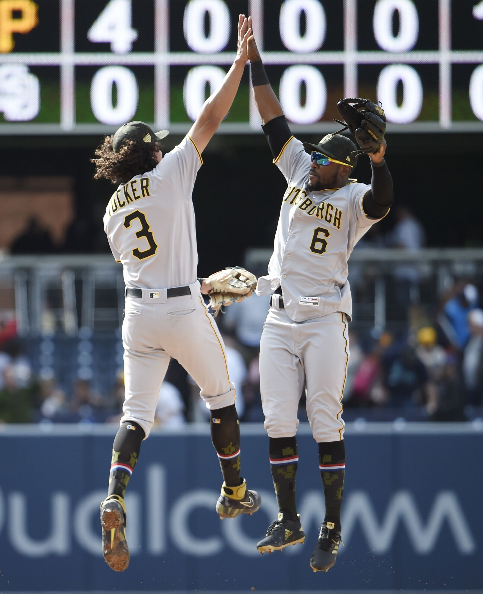 Pittsburgh Pirates Hold On to Win 4-Game Series in San Diego