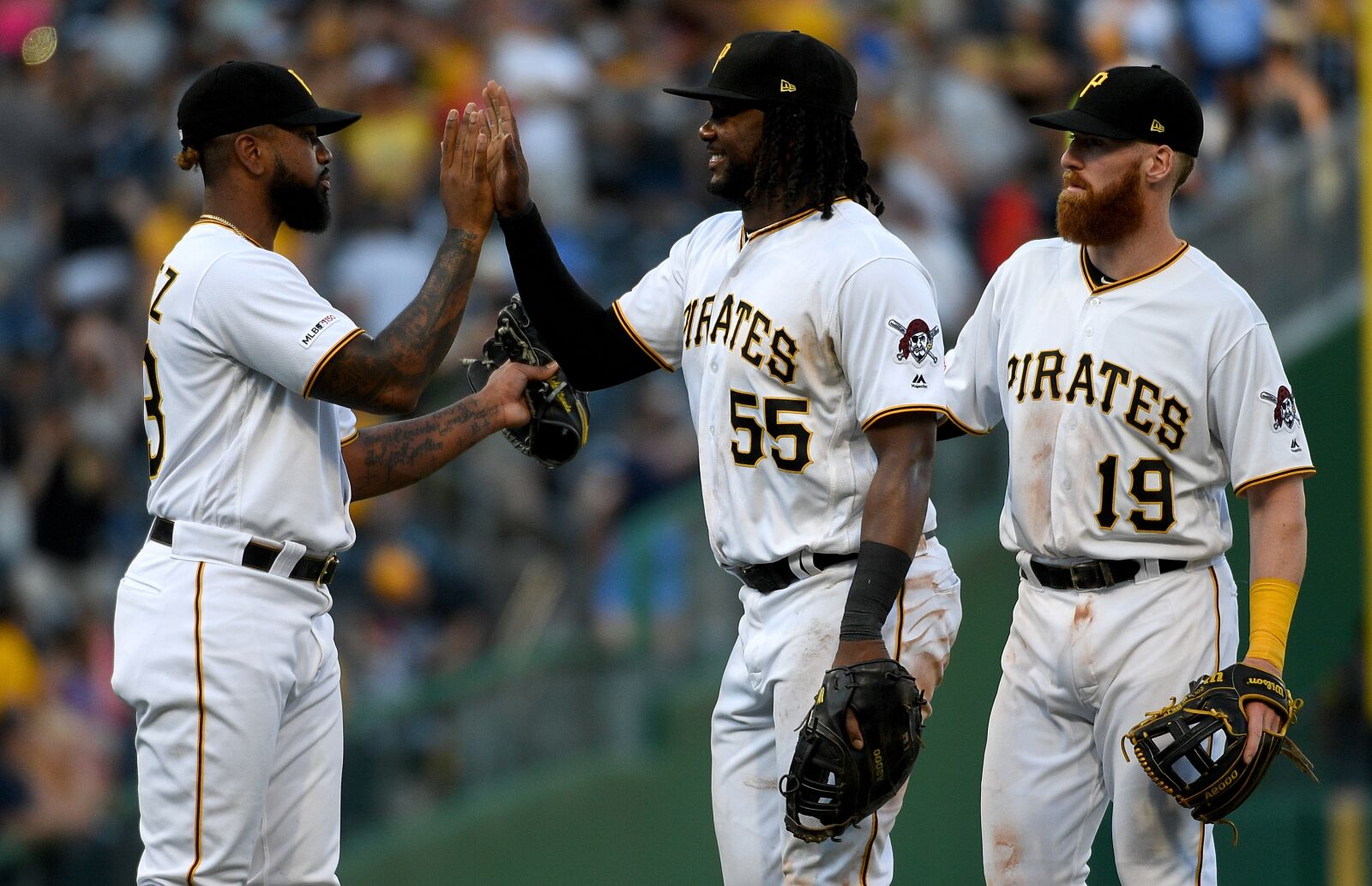 Pittsburgh Pirates Look For Sweep Of The San Diego Padres