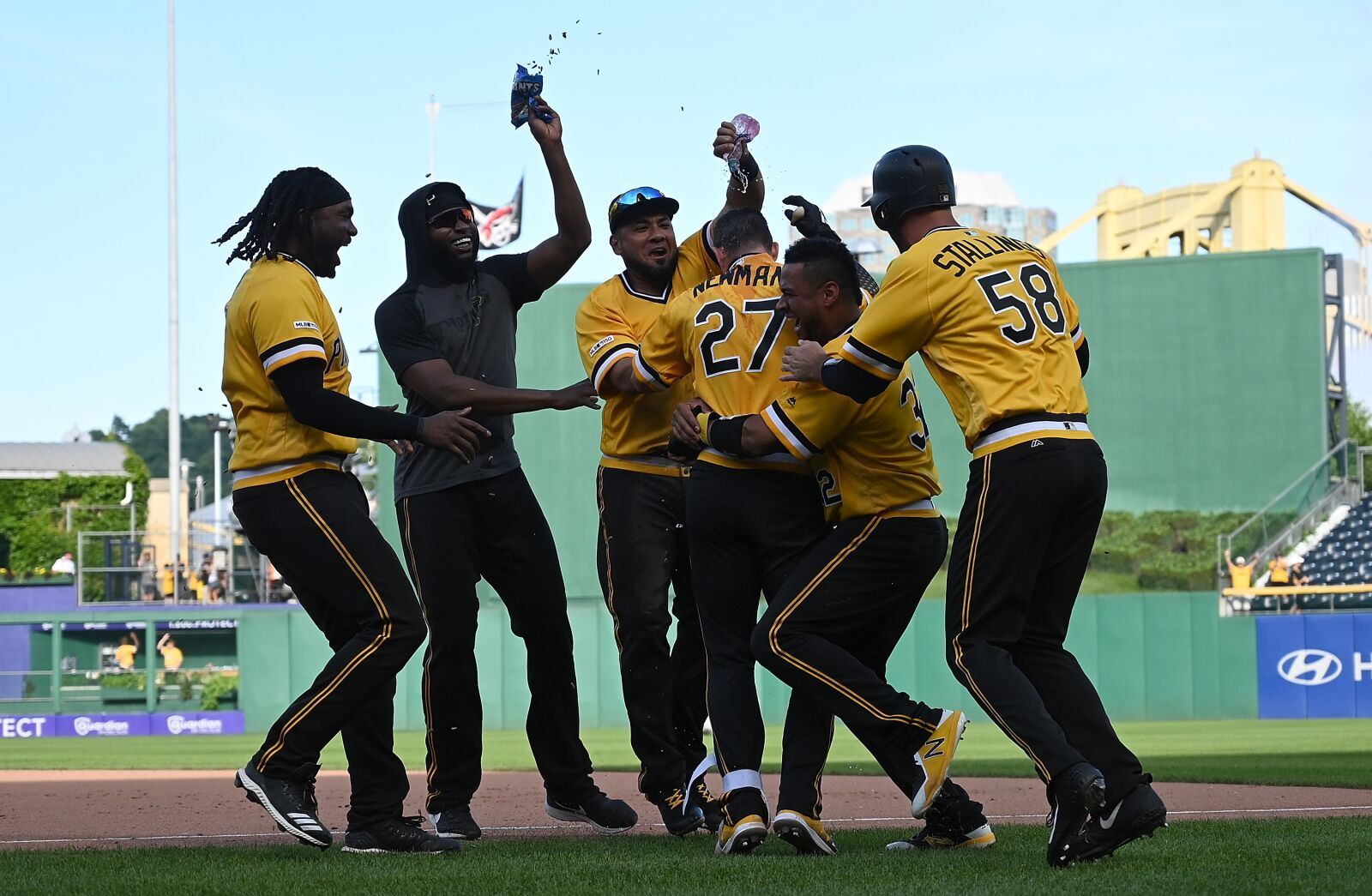 Pittsburgh Pirates: Pinch Hitters Come Through& Other Takeaways From Sweep Of Padres