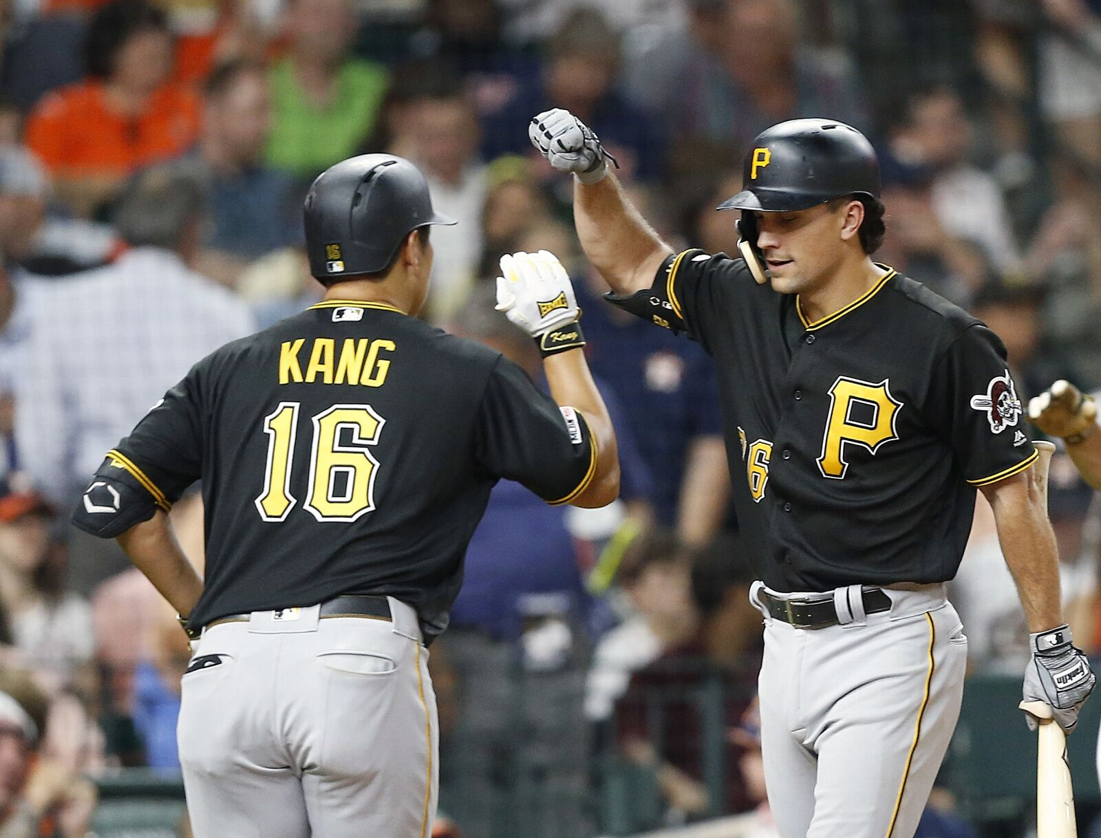Pittsburgh Pirates Offense Explodes In Victory Over The Astros