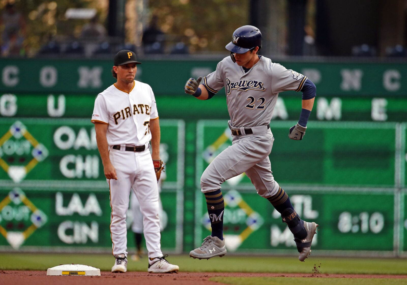 Bad Defense Continues To Burn Pittsburgh Pirates In 9-7 Loss