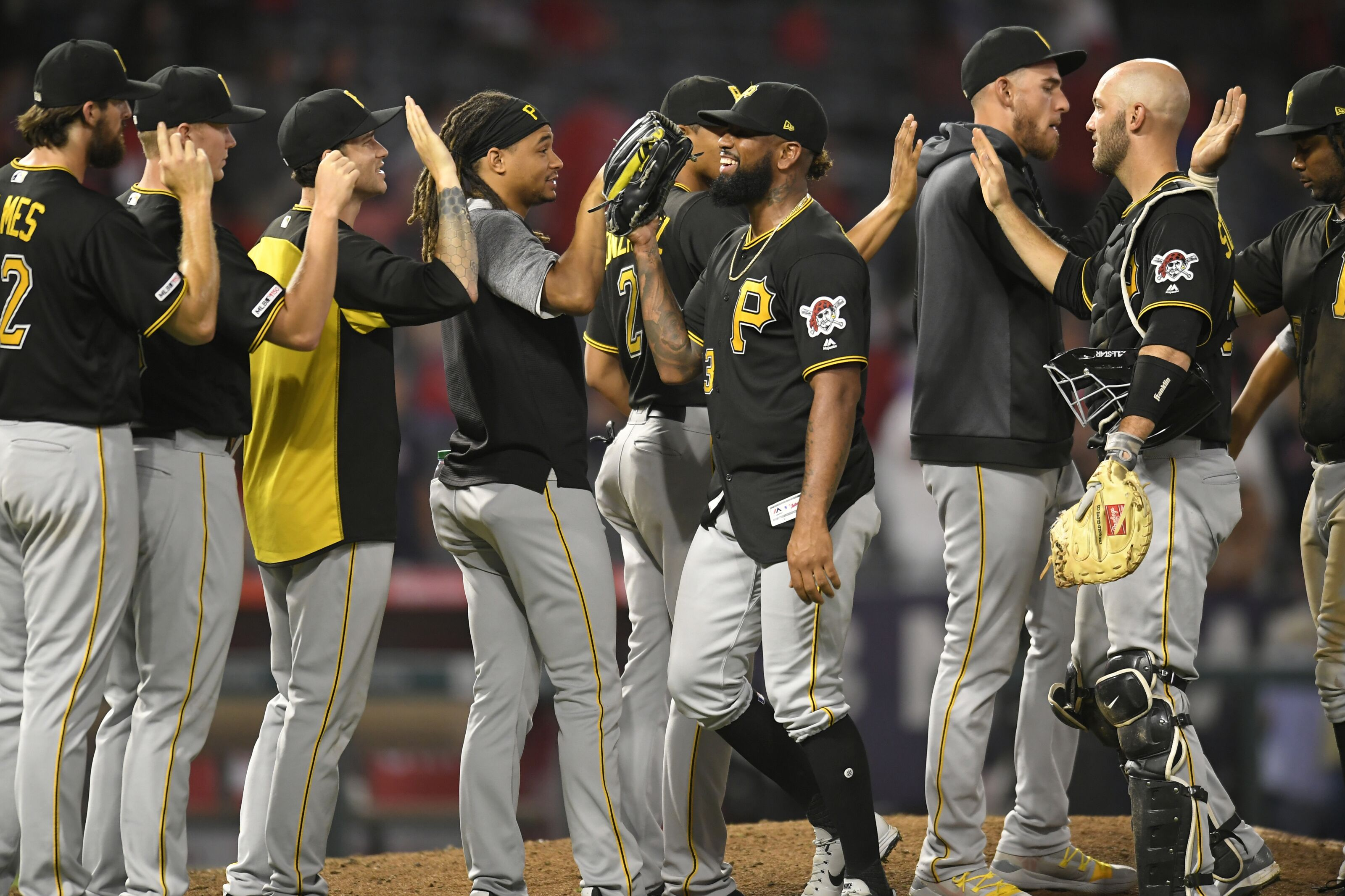 Pittsburgh Pirates: Three Takeaways From Series Win In Anaheim