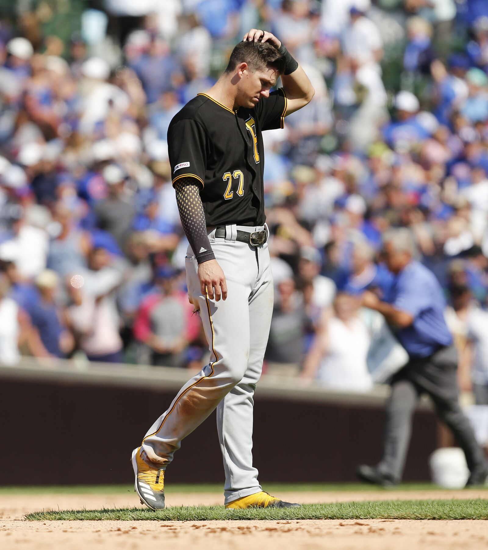 Pittsburgh Pirates: Sloppy Weekend & Other Takeaways From Being Swept At Wrigley