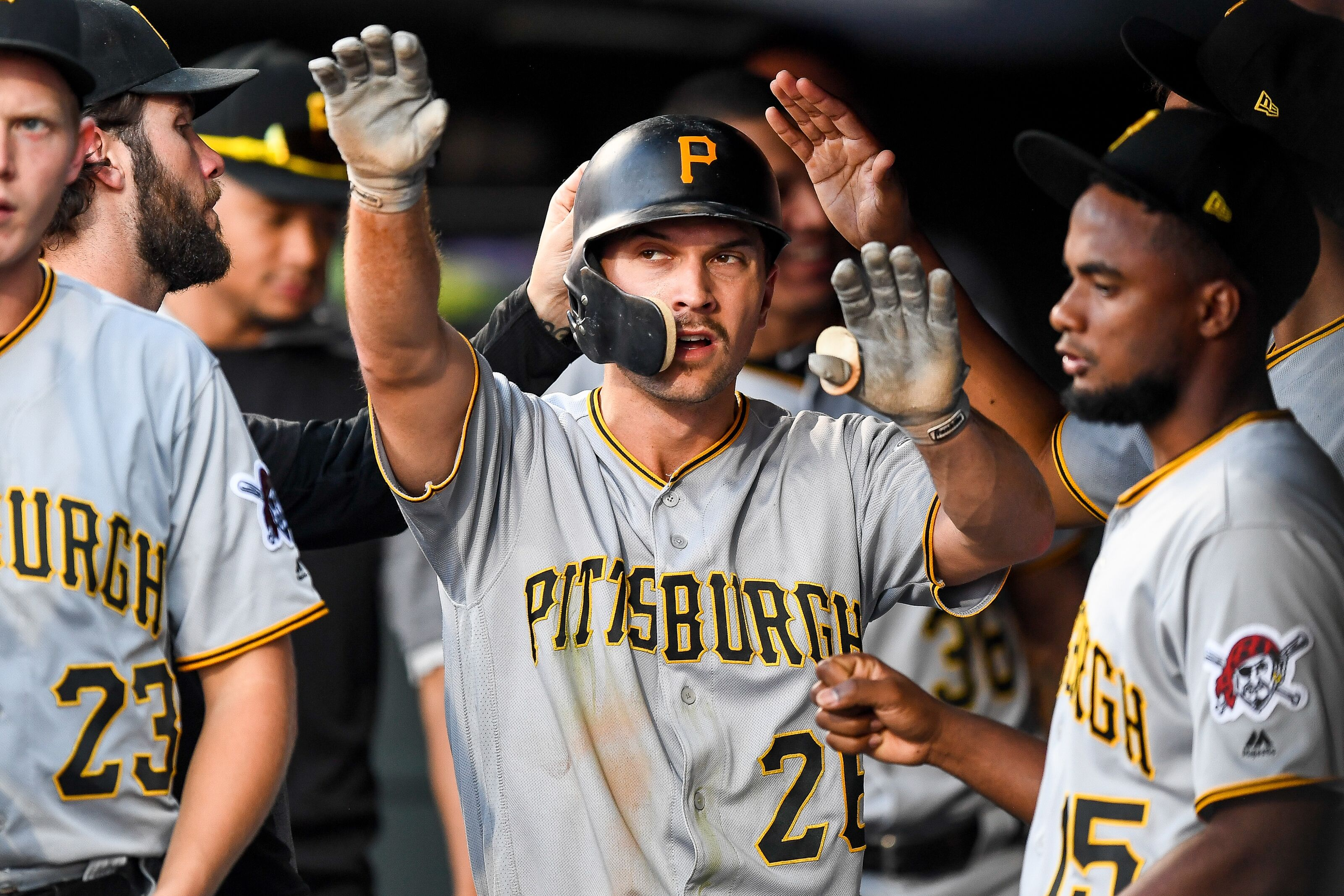 Pittsburgh Pirates: Teams are Calling About Adam Frazier