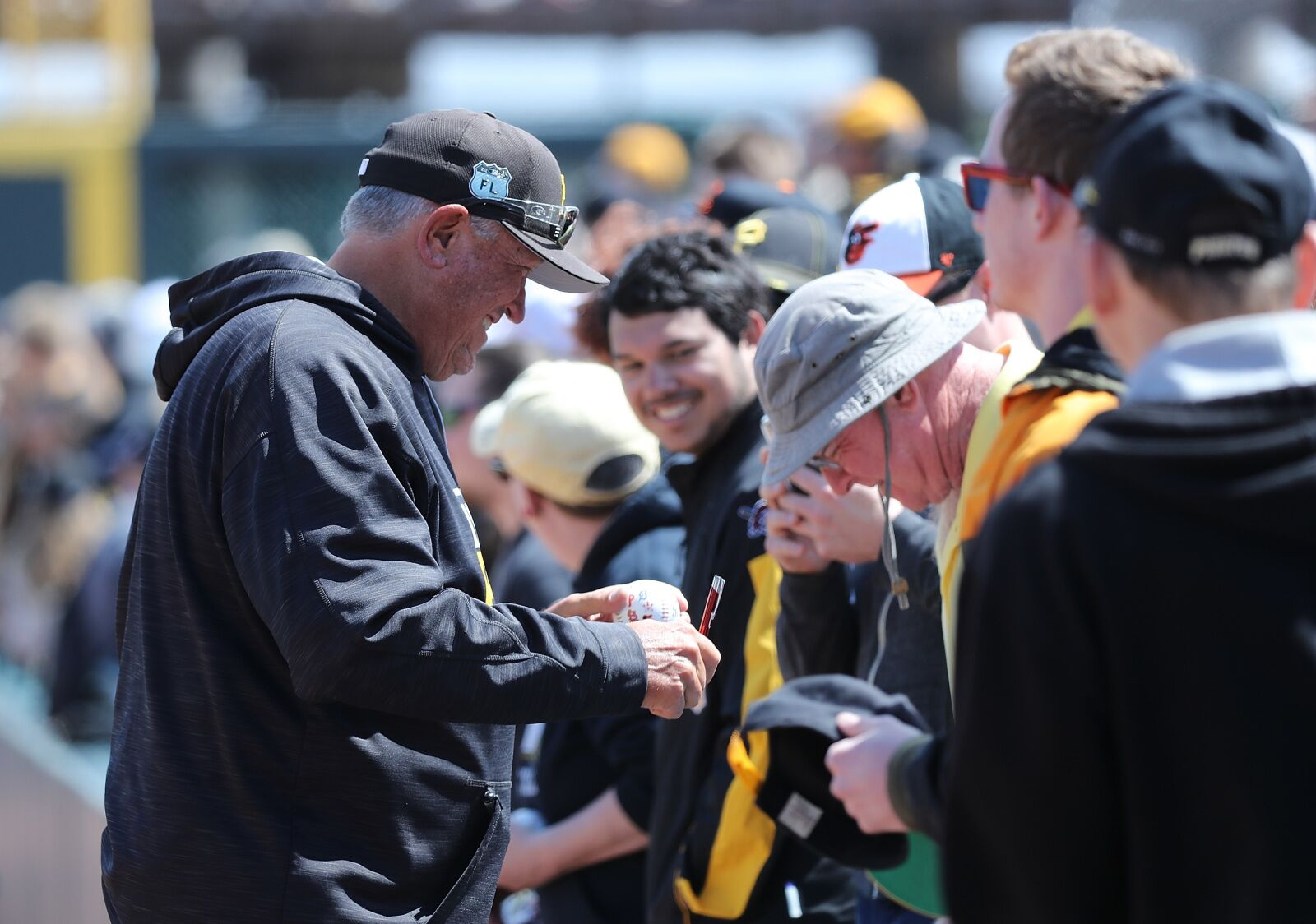 Pittsburgh Pirates Spring Training ROOT Sports Schedule
