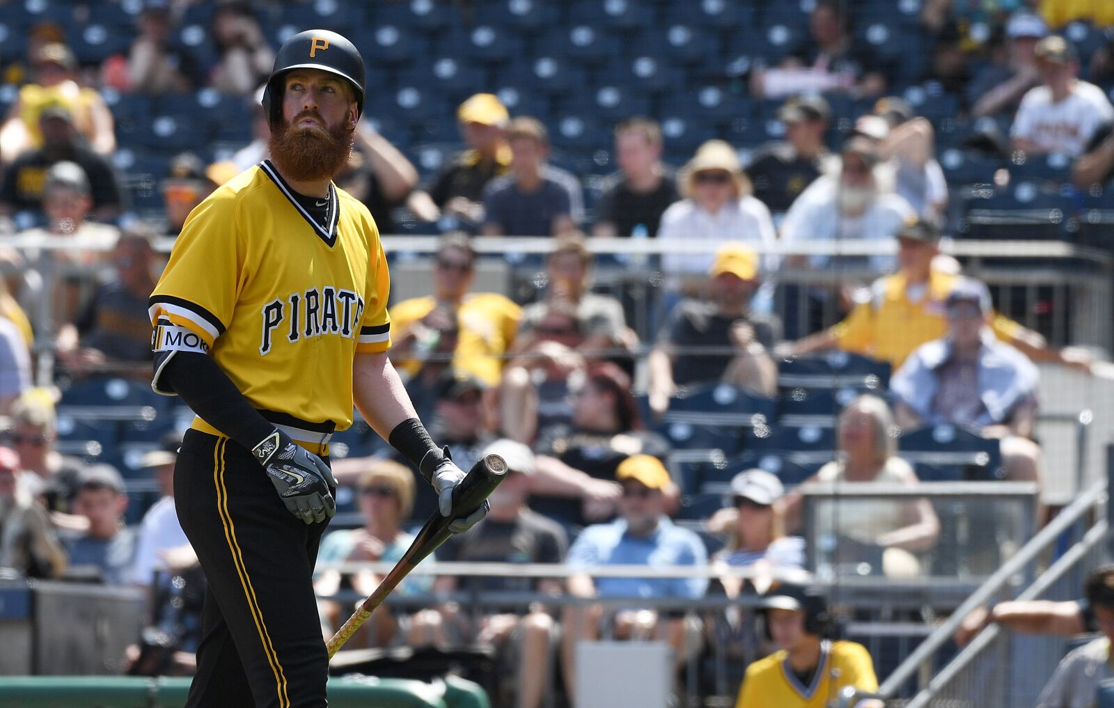 Pittsburgh Pirates News: Colin Moran and First Base