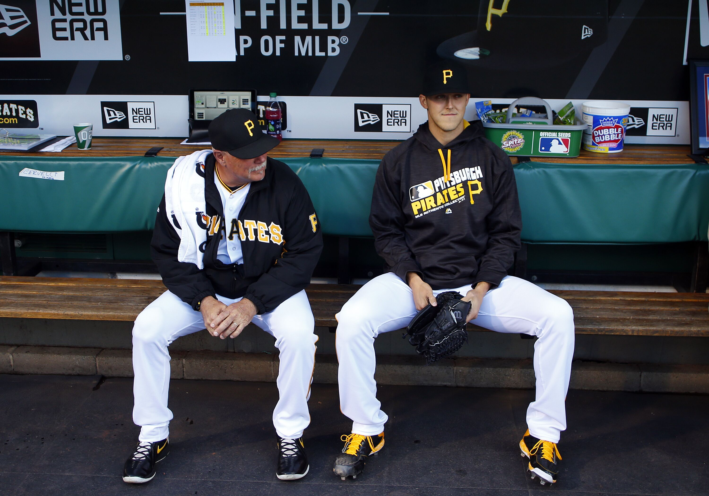 93fe4281 The Pittsburgh Pirates Pitching Philosophy is Broken