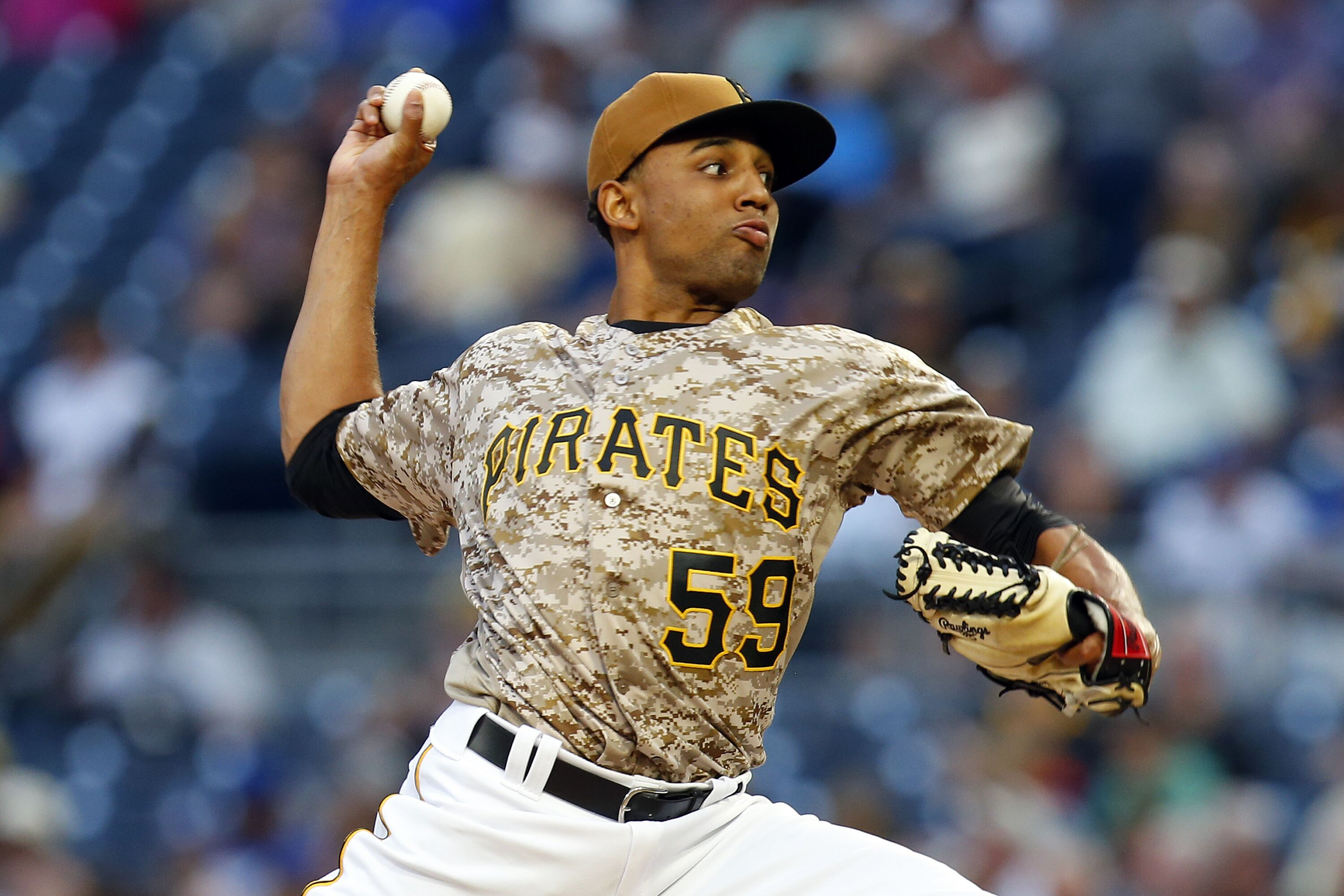 Pittsburgh Pirates Release Pitcher Angel Sanchez