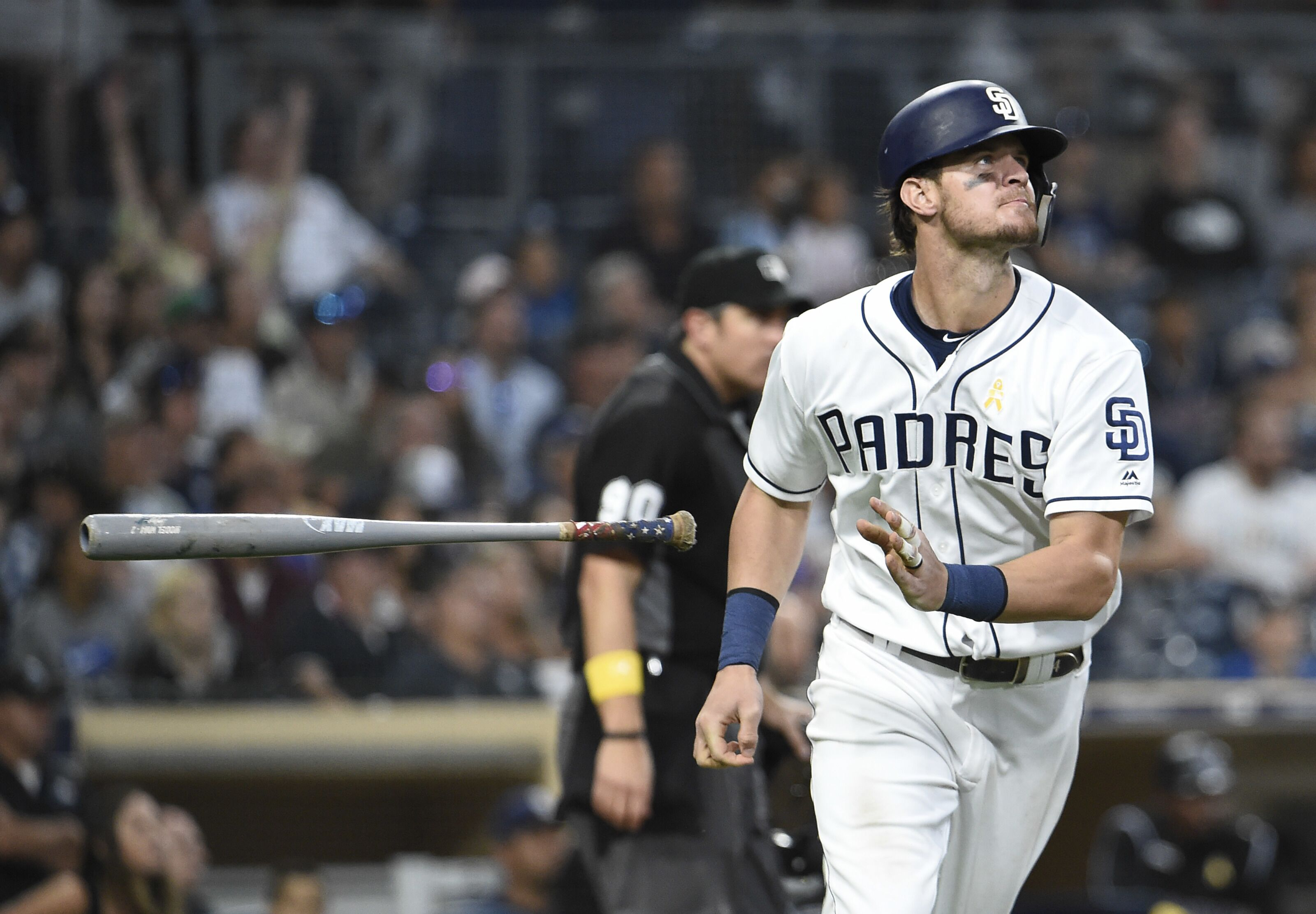 Would It Be Worth It To Take On Wil Myers' Contract To Acquire Elite Prospects?