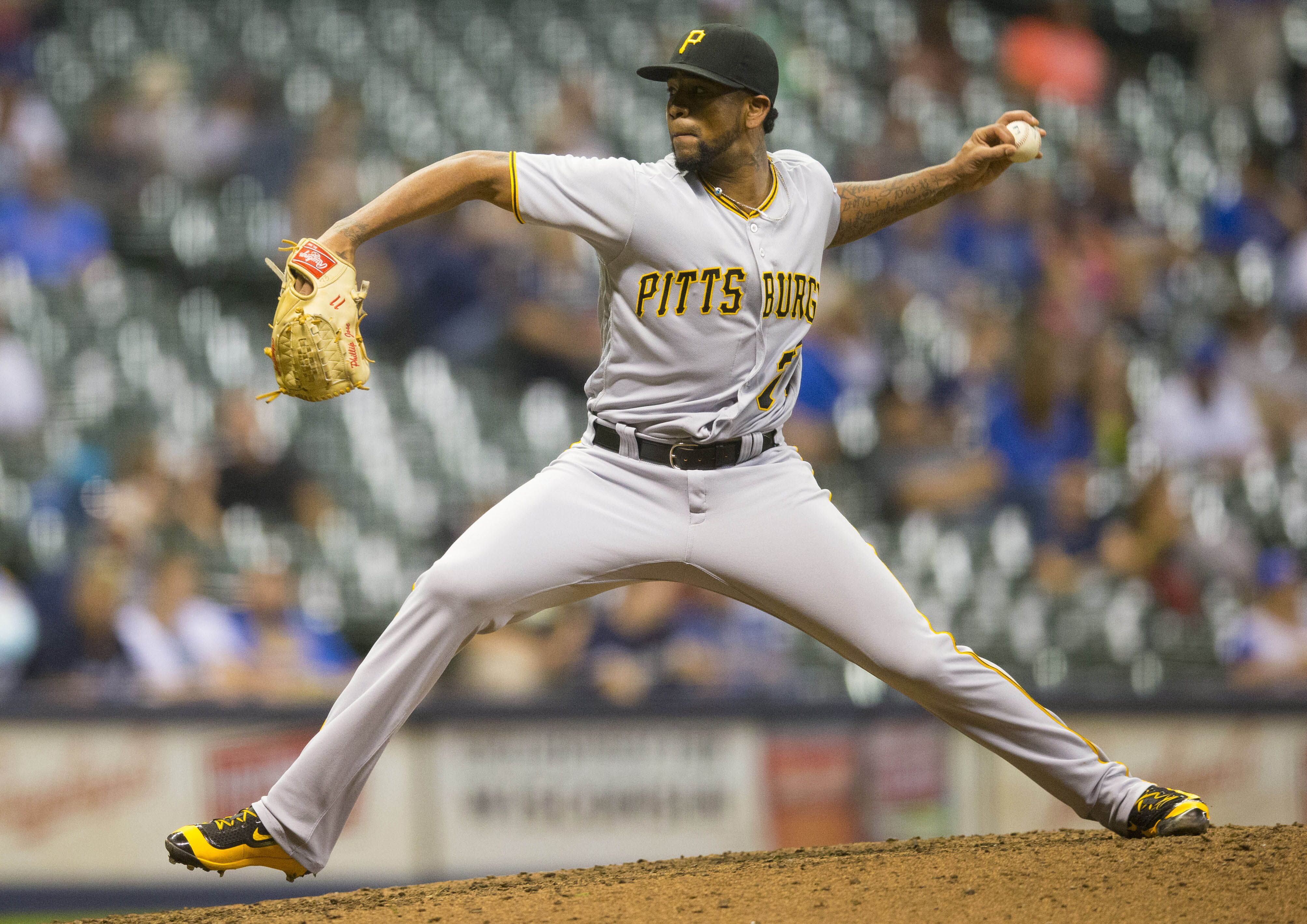Pittsburgh Pirates: Pittsburgh Pirates Bullpen: The Changeup