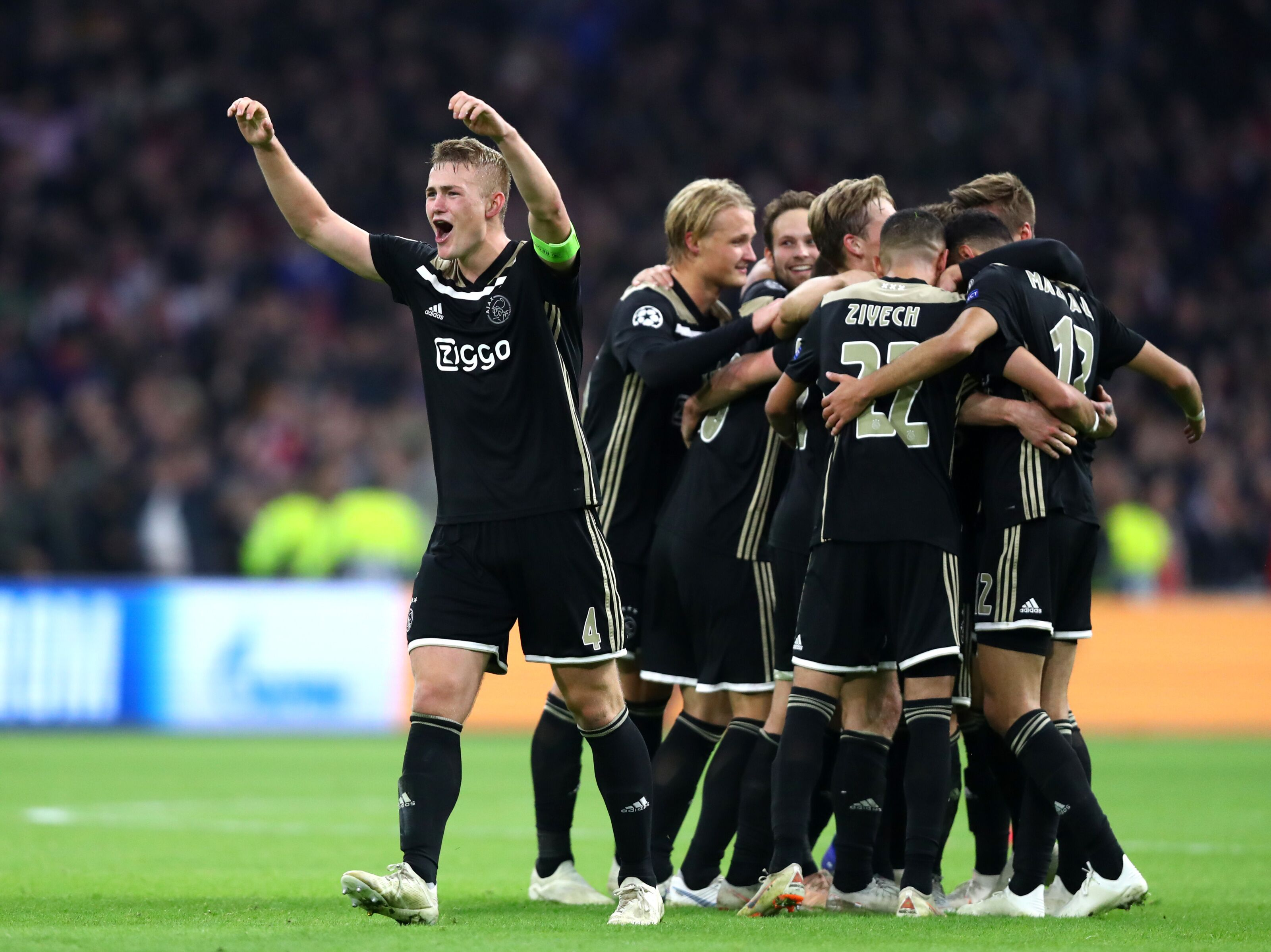 Six Ajax prospects Jurgen Klopp could plunder
