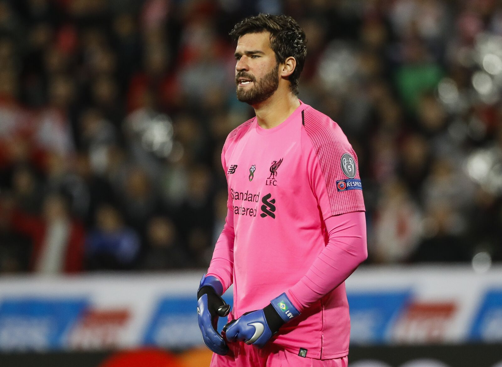 This Stat Shows Just How Crucial Alisson Becker Has Been
