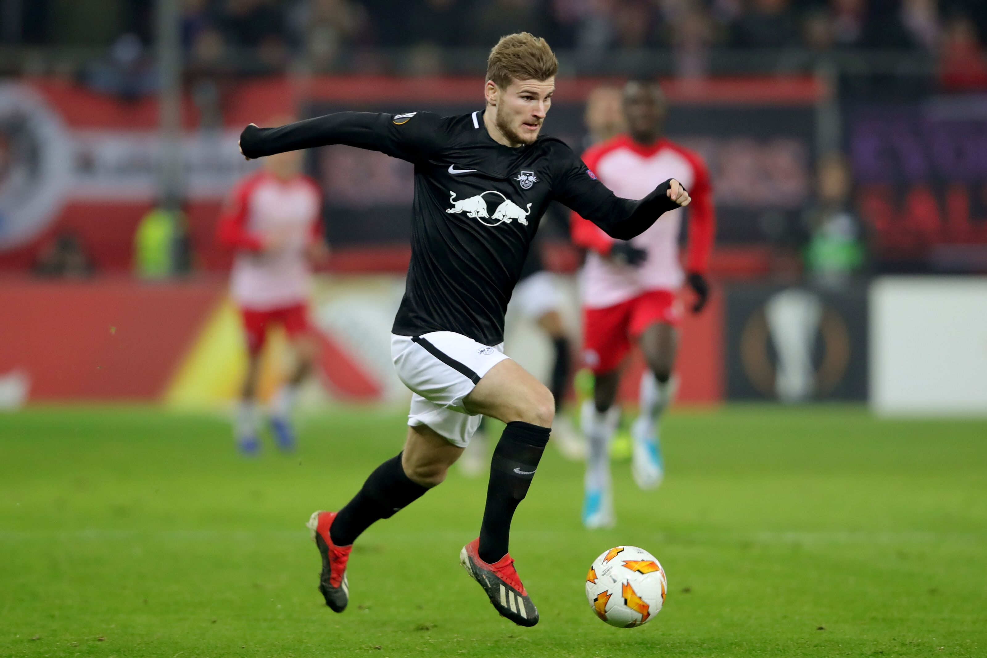 Timo Werner wants to feel the love with Jurgen Klopp