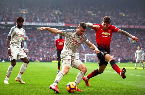 Liverpool vs Man Utd: Three reasons why James Milner has to play