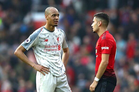 Liverpool predicted XI vs Manchester United: Fabinho back