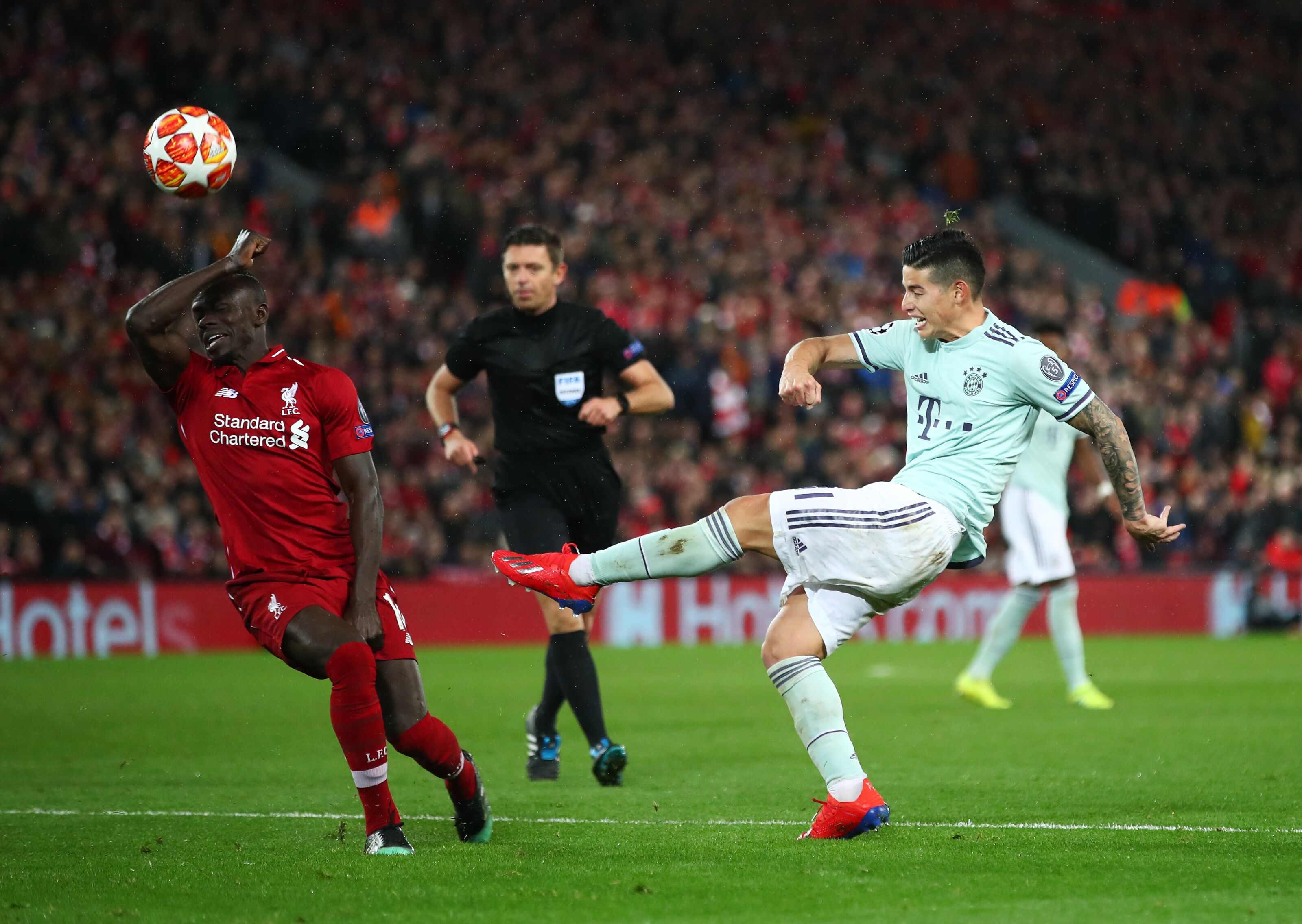 Bayern missed out on Liverpool star and made history