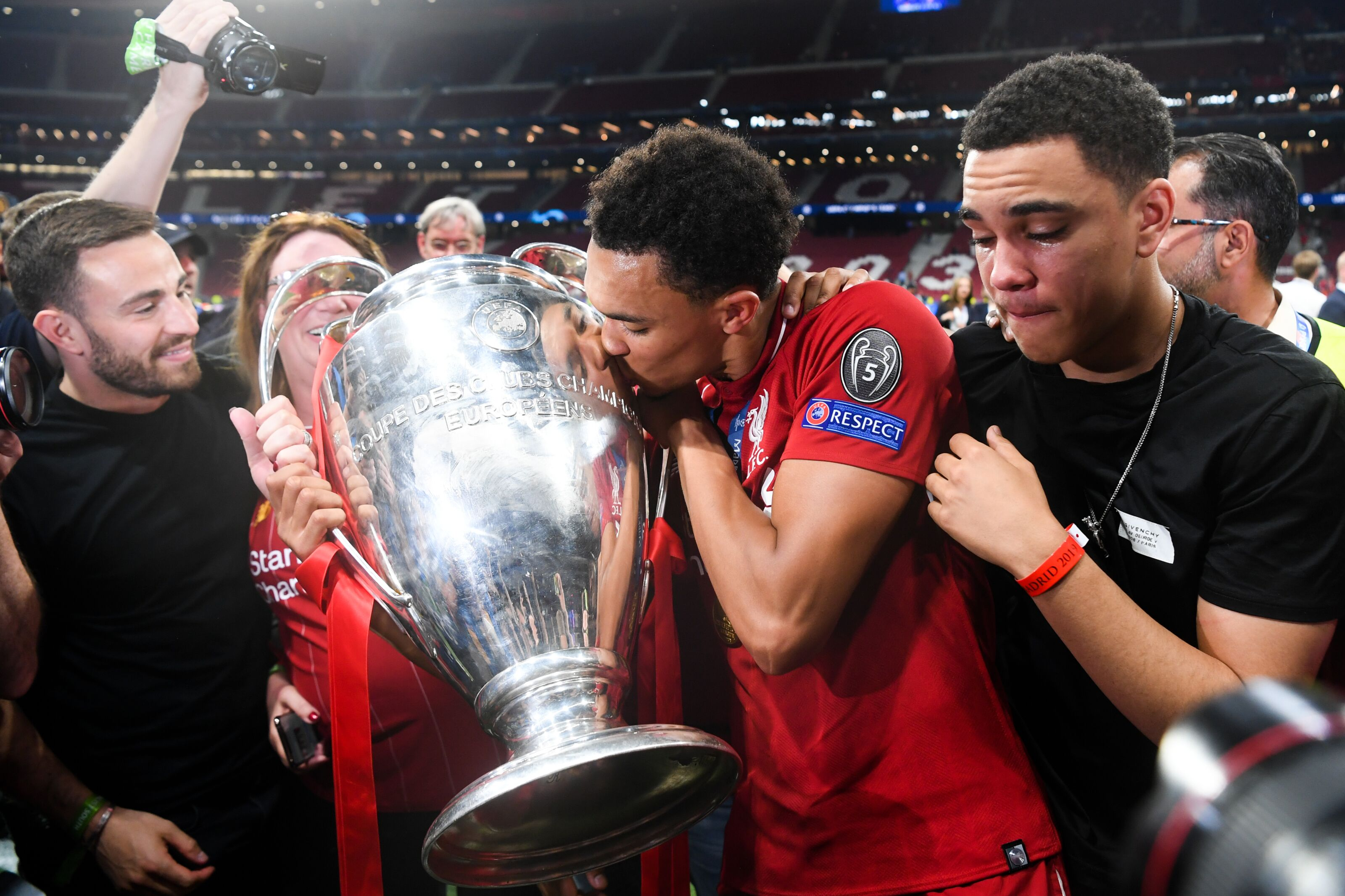 Has Alexander-Arnold just confirmed he's never leaving the club?