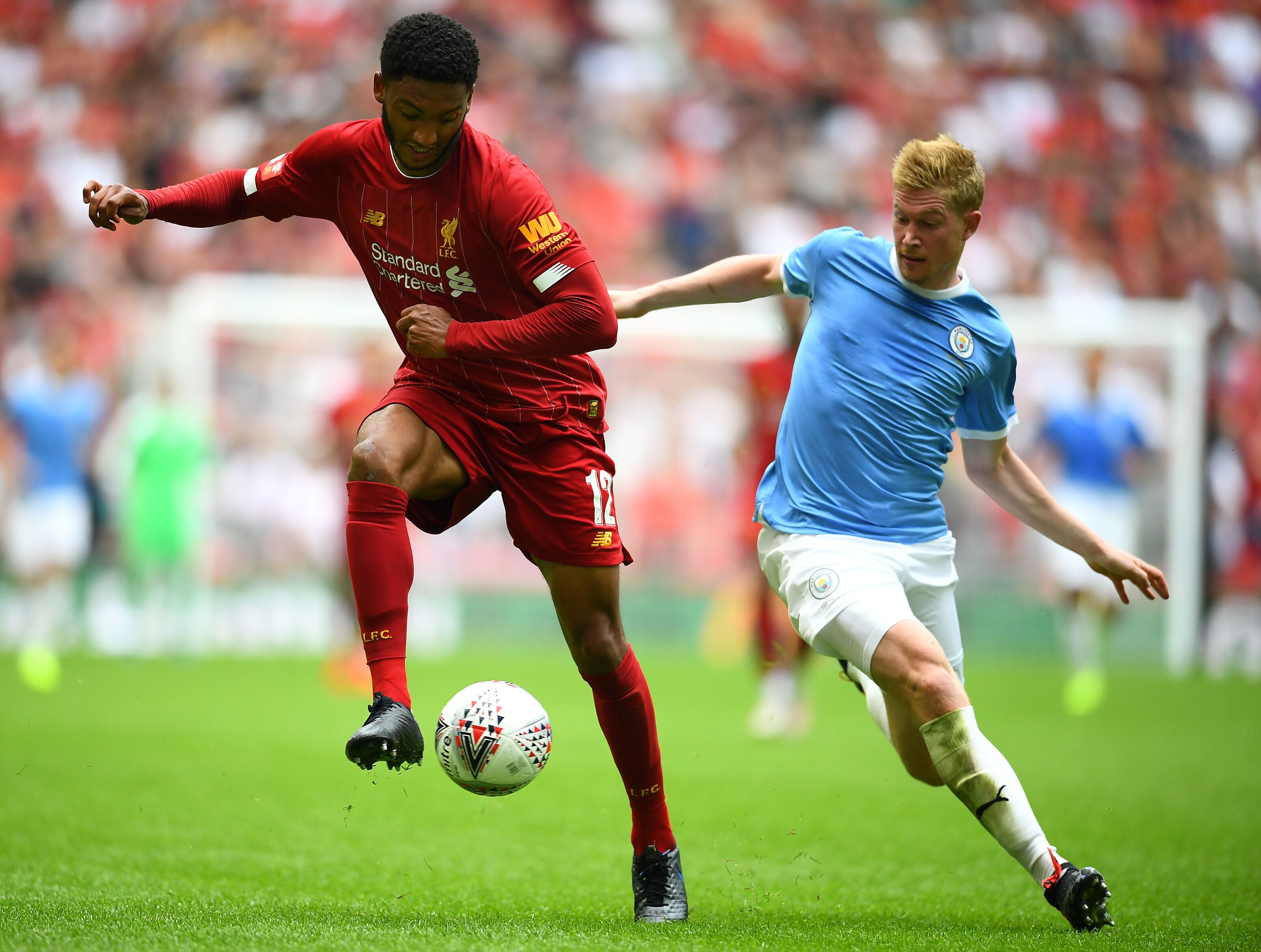 Liverpool vs Man City: We're stuck between a rock and a hard place