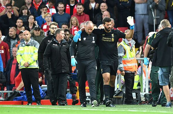 Liverpool v Arsenal: Injury scares and tough decisions