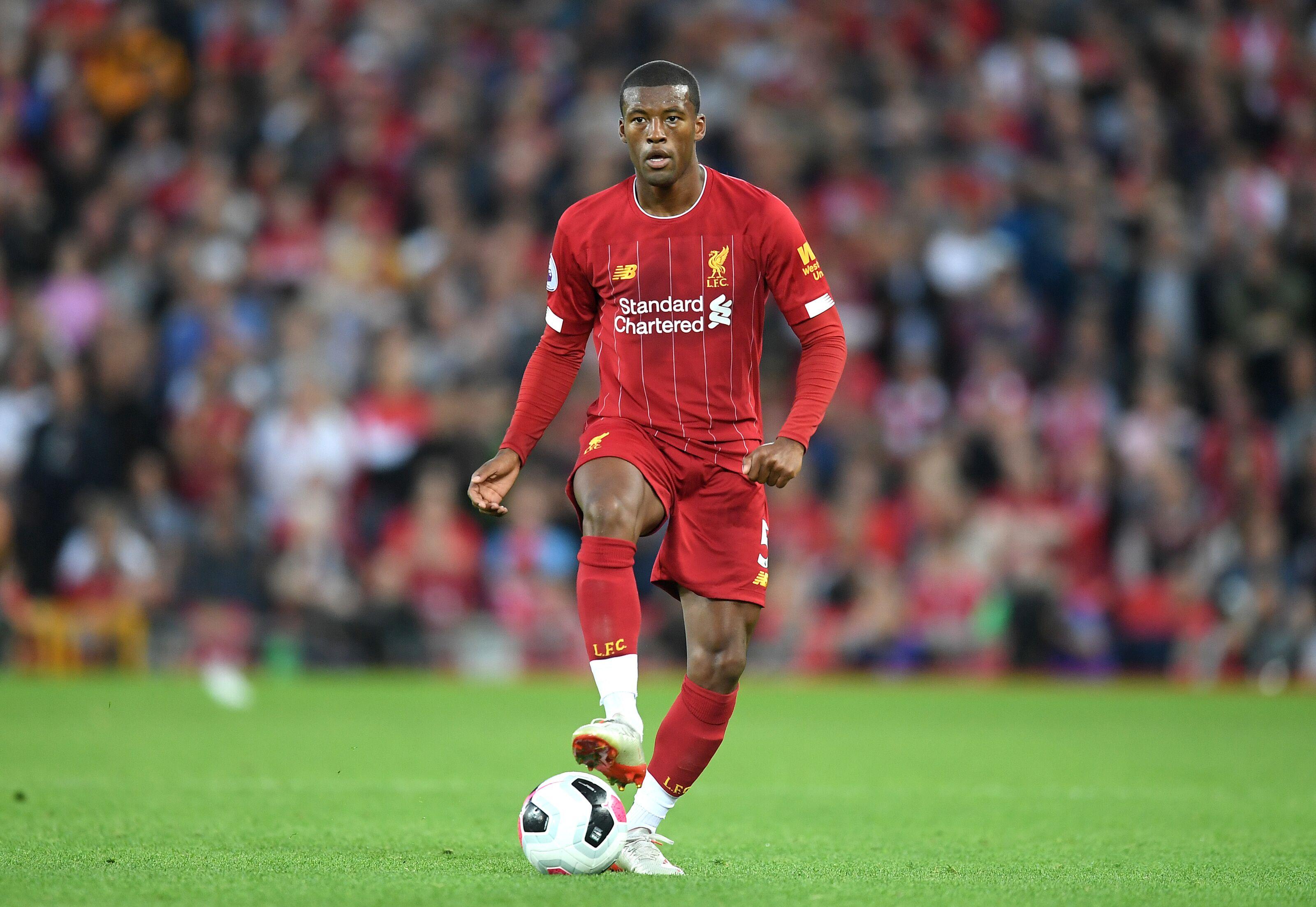 Agent Wijnaldum: Liverpool star helps huge transfer happen